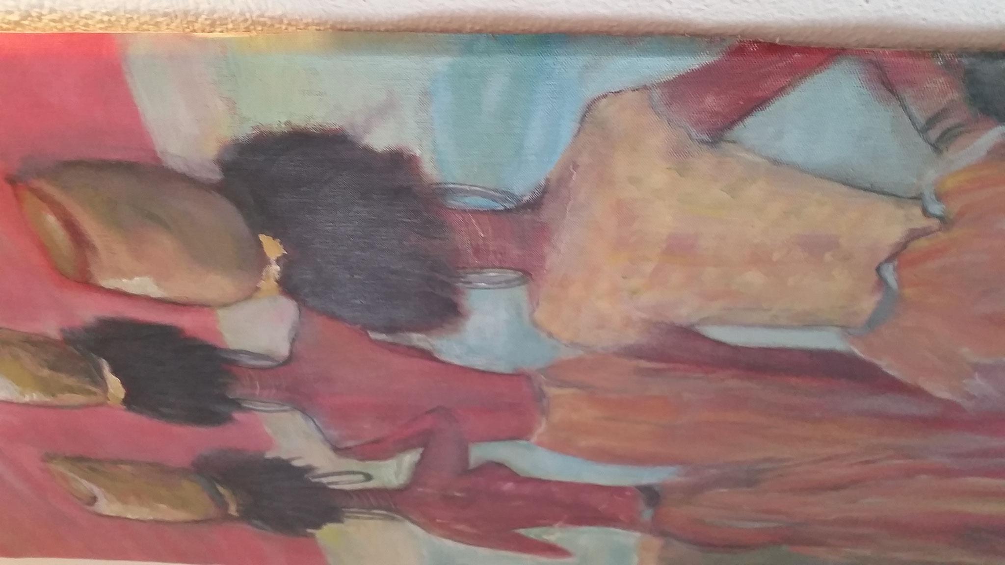 Treppen-Galerie 27, Maler Künstlerin Bozana