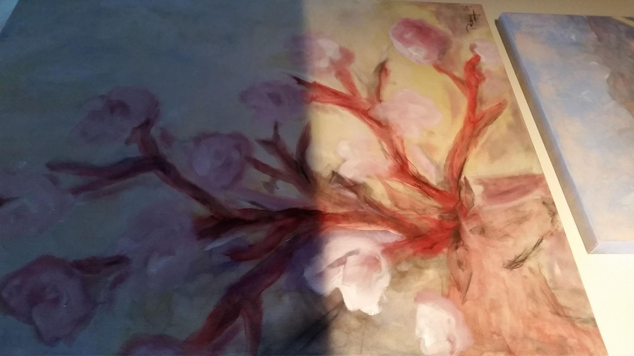 Treppen-Galerie 15, Maler Künstlerin Bozana