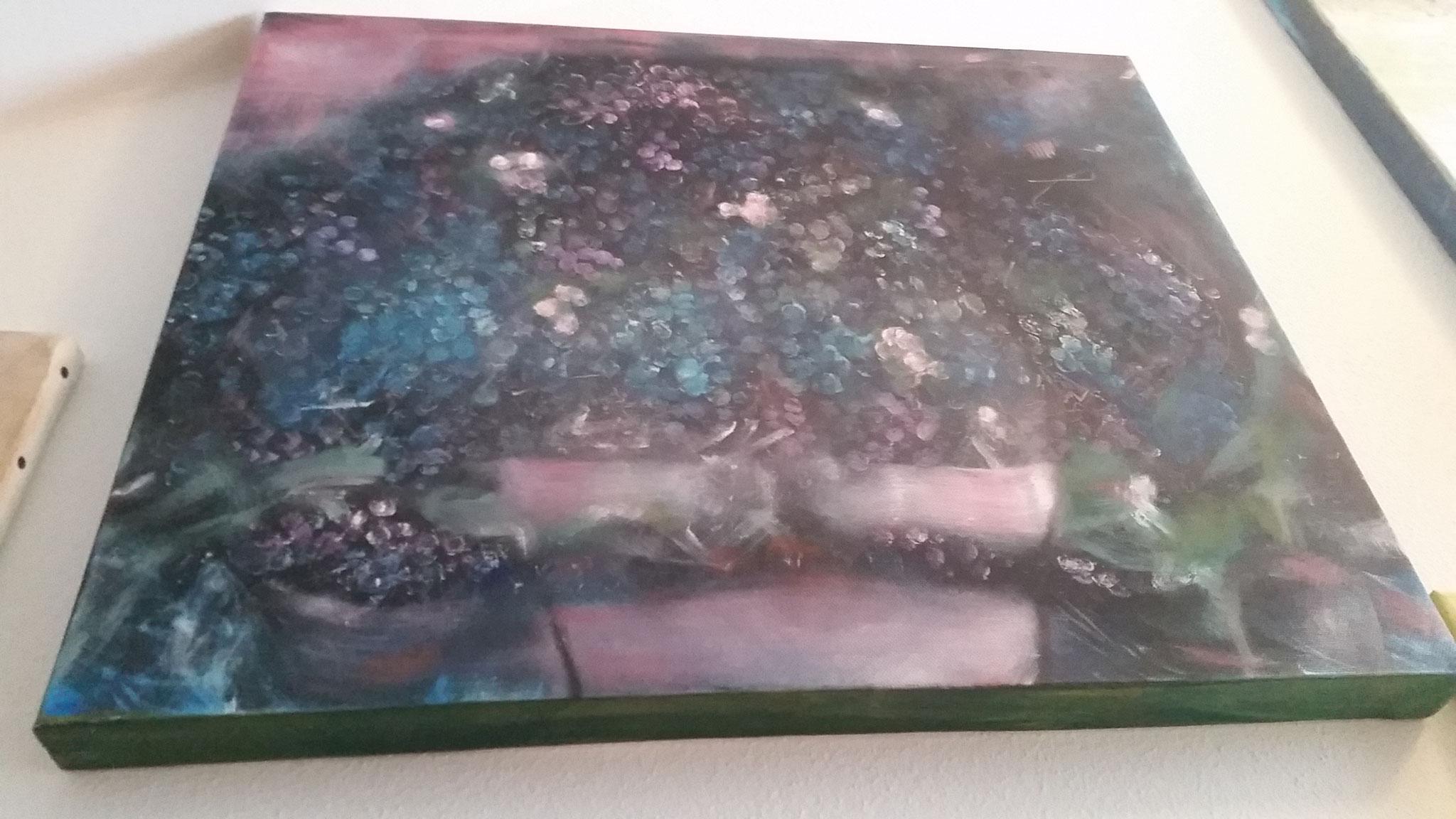 Treppen-Galerie 19, Maler Künstlerin Bozana