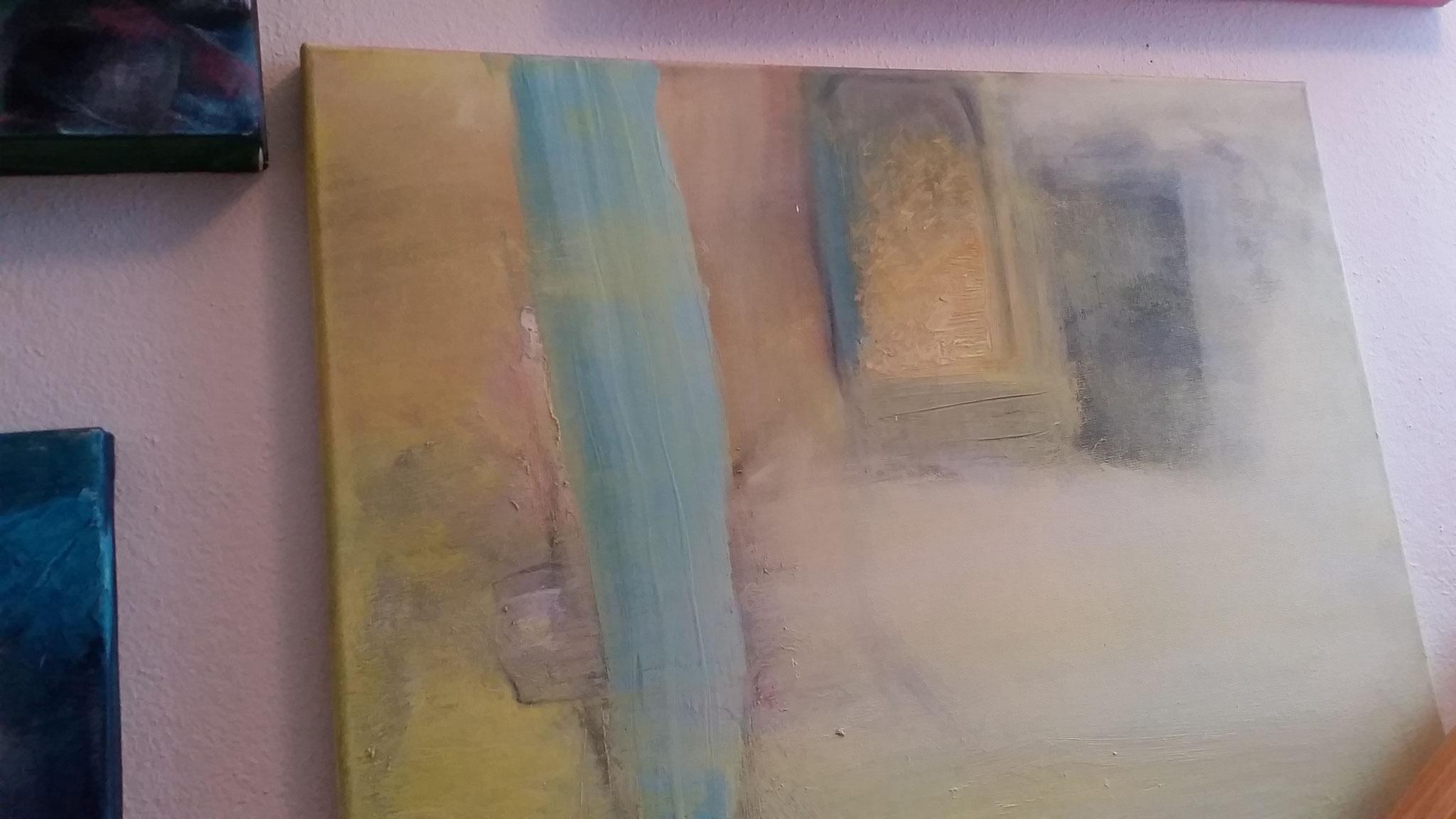 Treppen-Galerie 21, Maler Künstlerin Bozana