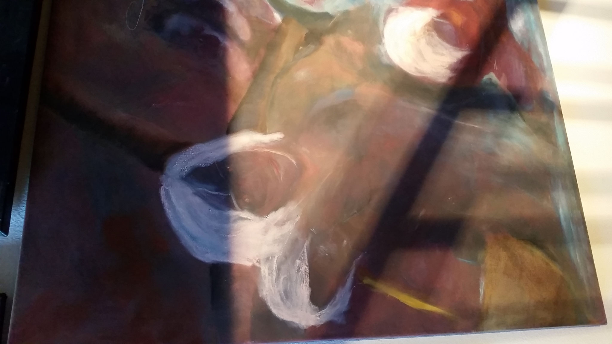 Treppen-Galerie 11, Maler Künstlerin Bozana