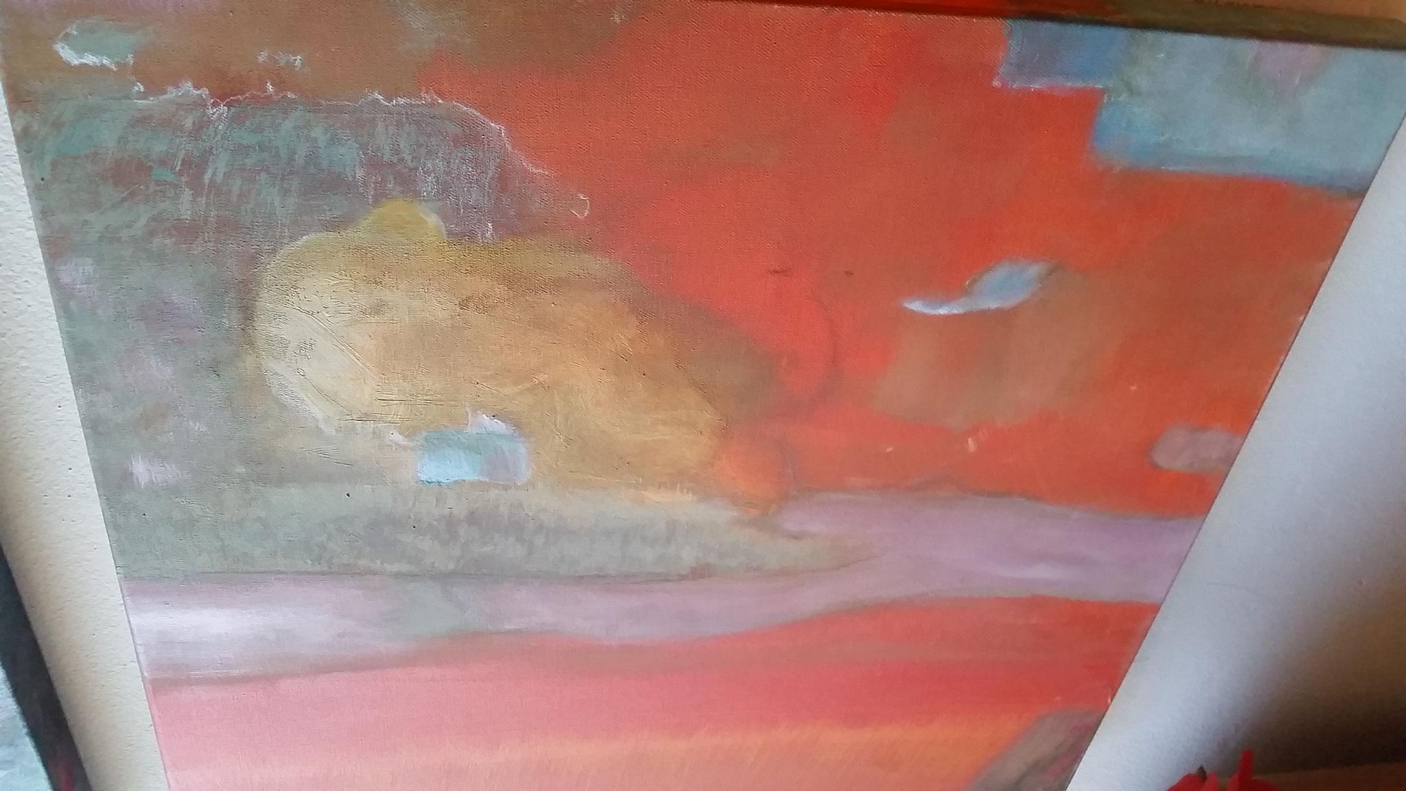 Treppen-Galerie 25, Maler Künstlerin Bozana