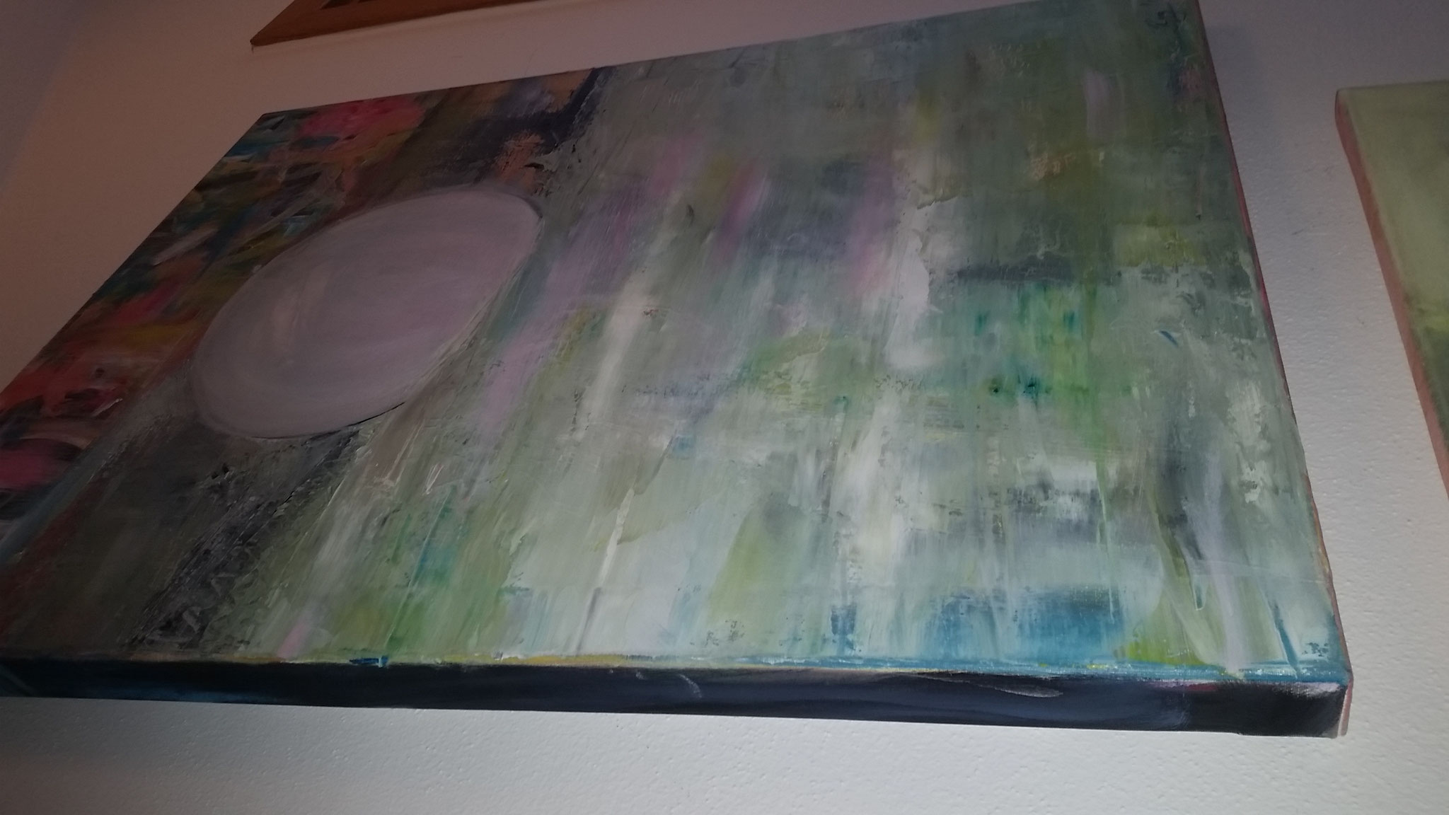 Treppen-Galerie 22, Maler Künstlerin Bozana
