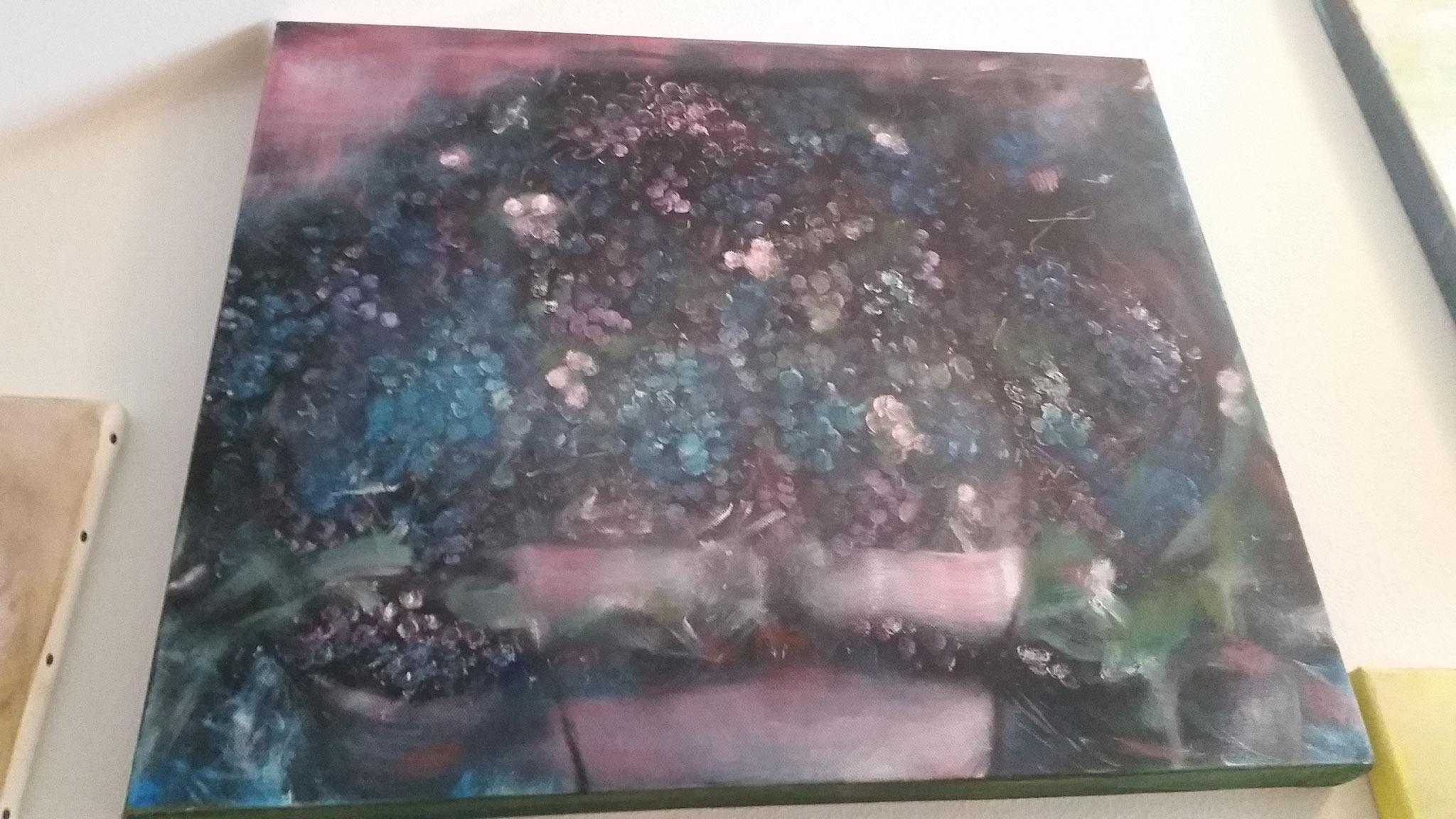 Treppen-Galerie 20, Maler Künstlerin Bozana