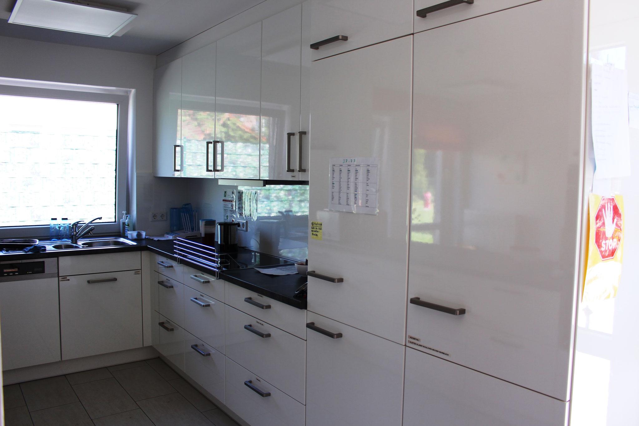 Küche Neubau Ansicht 2