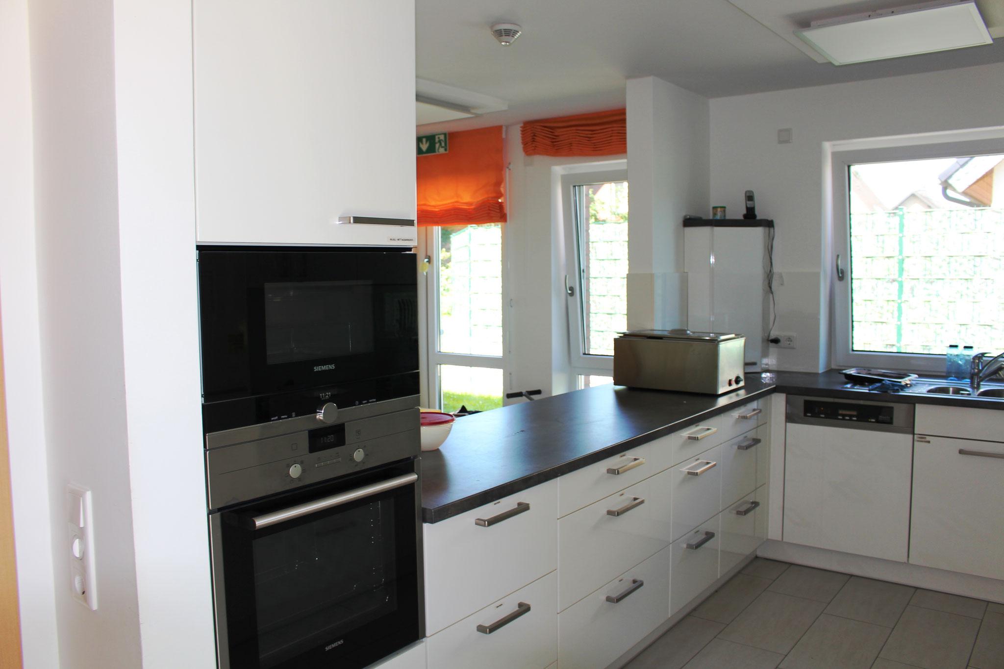 Küche Neubau Ansicht 1