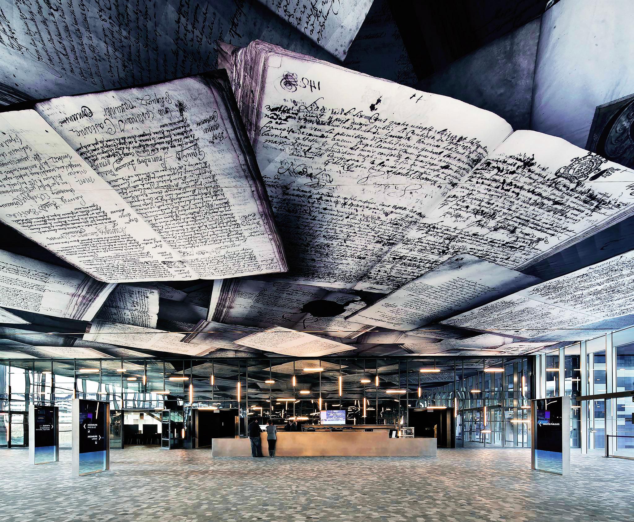 Motivspanndecke, Textilspanndecke DESCOR Fotodruck, MERLIN Spanndecken Kärnten; Foto: PONGS,