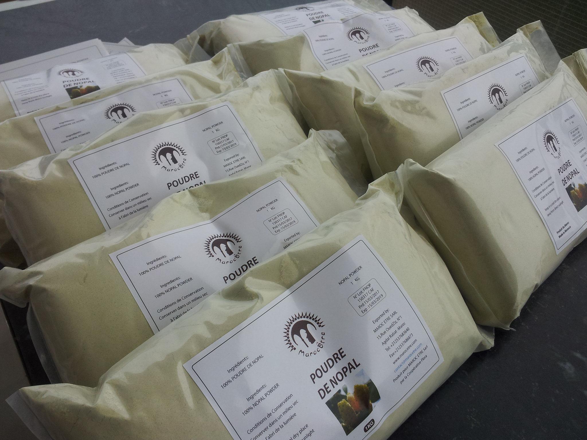Nopal powder - BIO OILS
