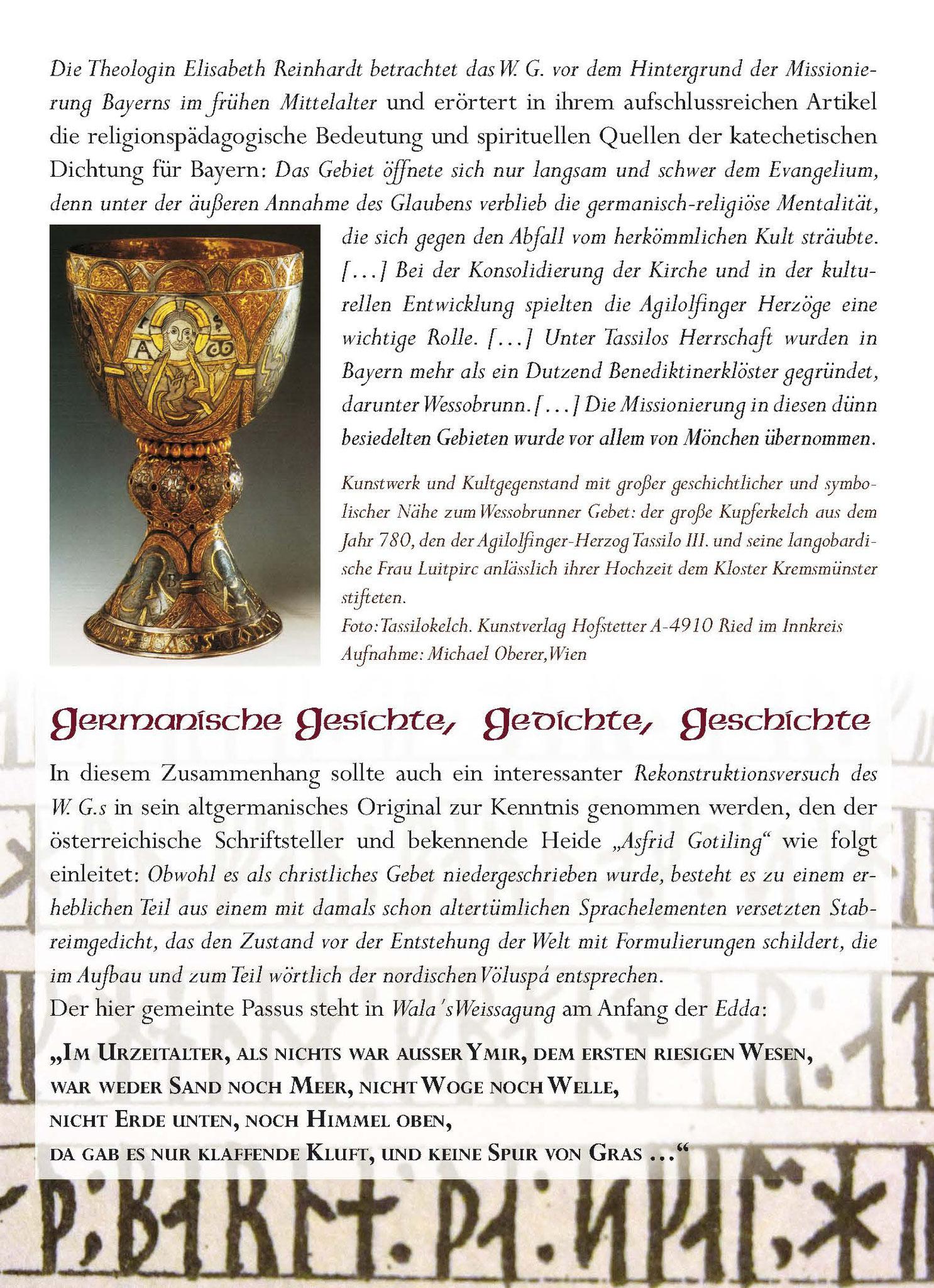 Wessobrunner Gebet - Booklet Seite 10