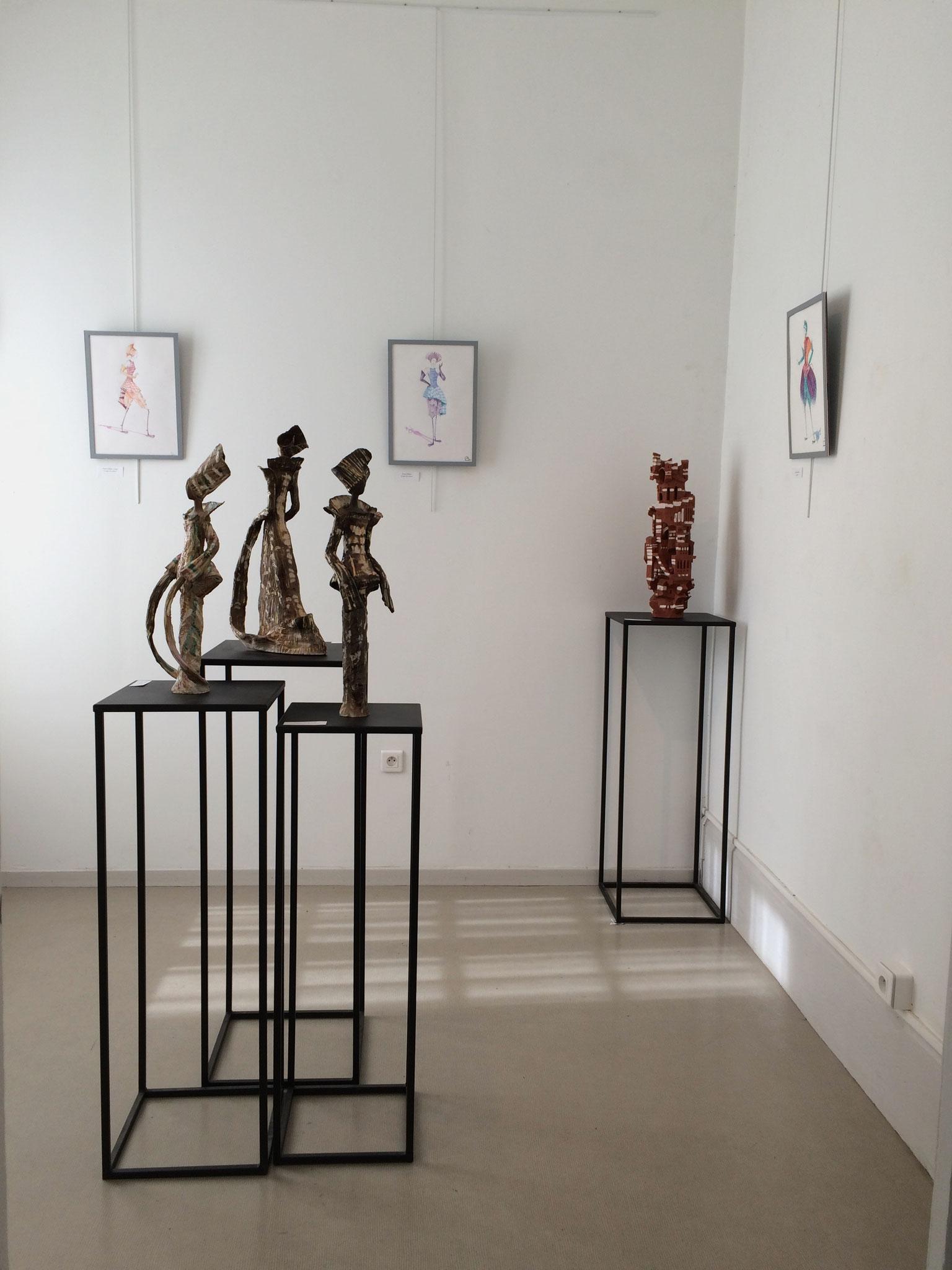 exposition avril 2019 Maison du gardien Valence