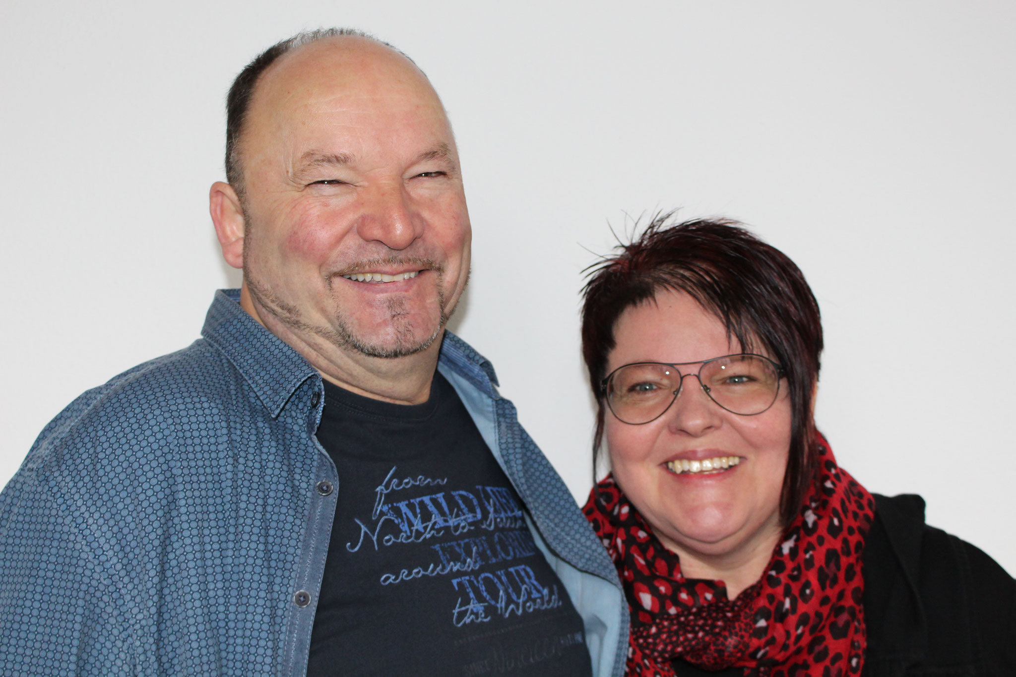Paul und Michaela Reisch