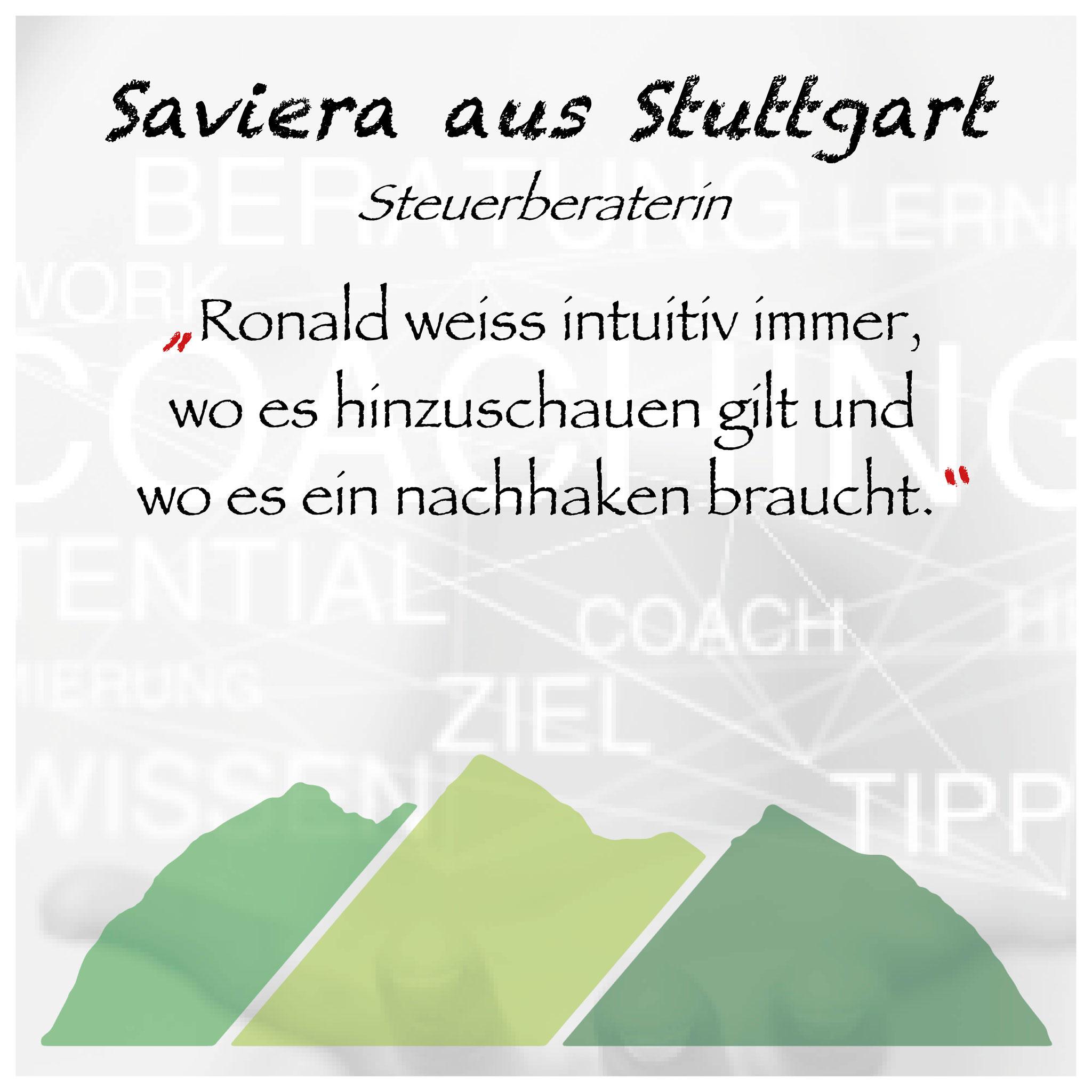 Referenzen, Auszeit auf der Alp, Coaching, Persönlichkeitsentwicklung, Ronald Kalbermatten, Kurse / Seminare