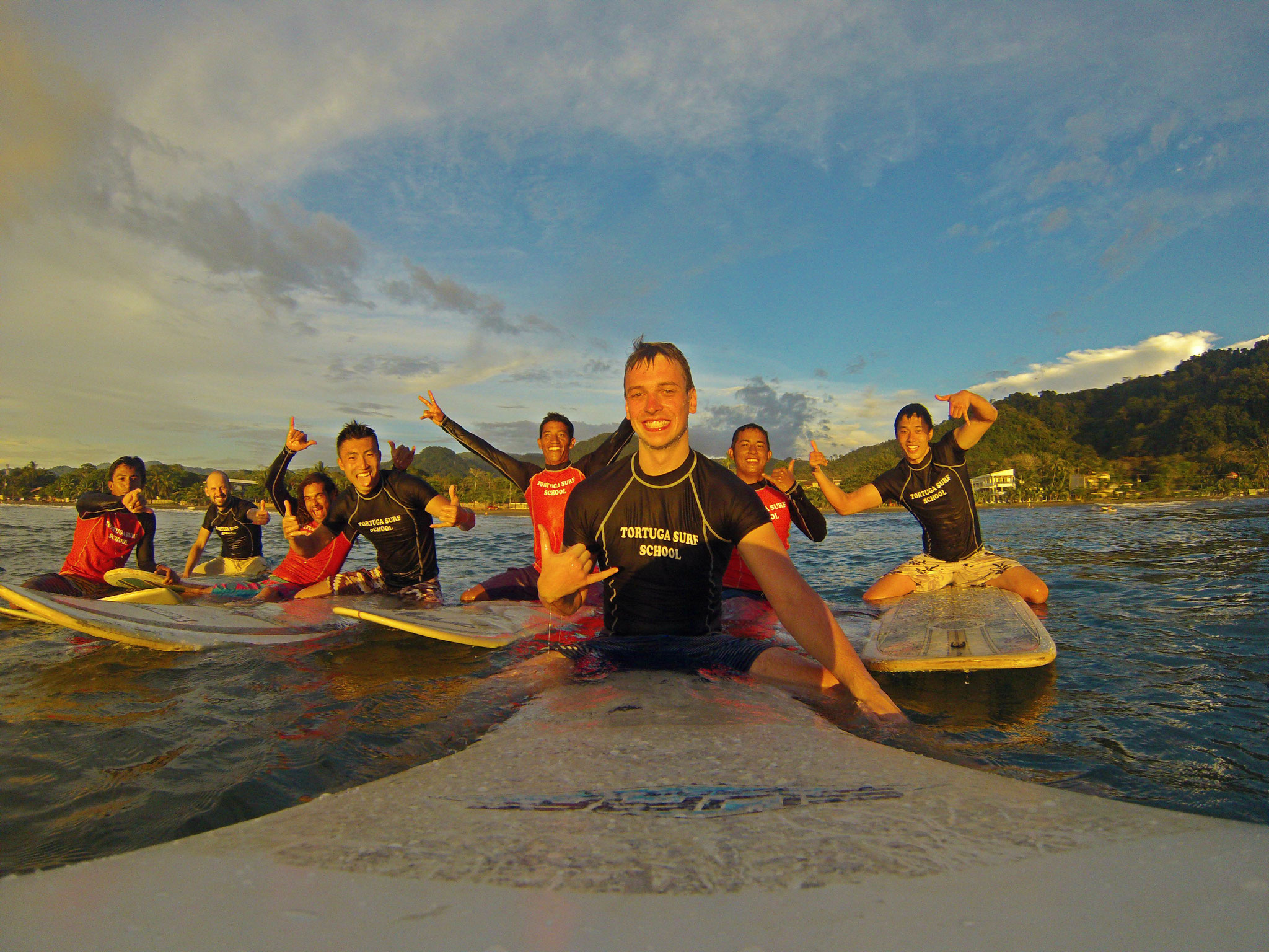 Surf camp trips with friends to remember forever!