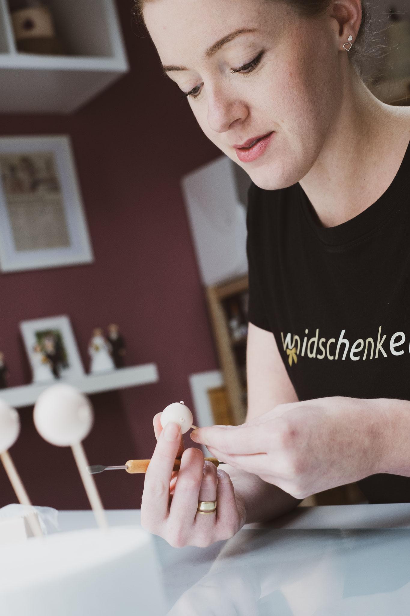 ...Handarbeit gefertigte Unikate.