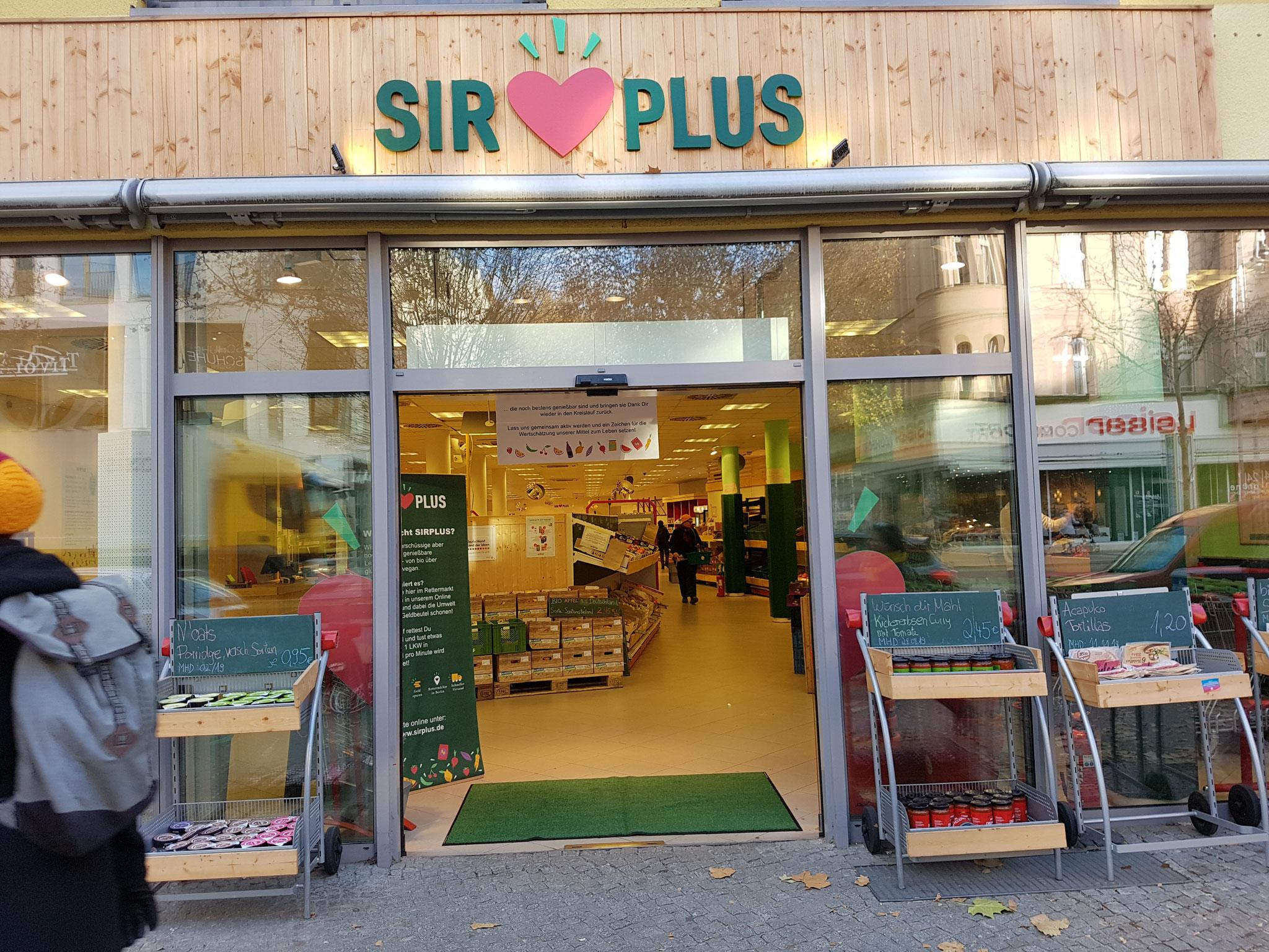 SIRPLUS Berlin-Steglitz © Bellone Franchise Consulting GmbH
