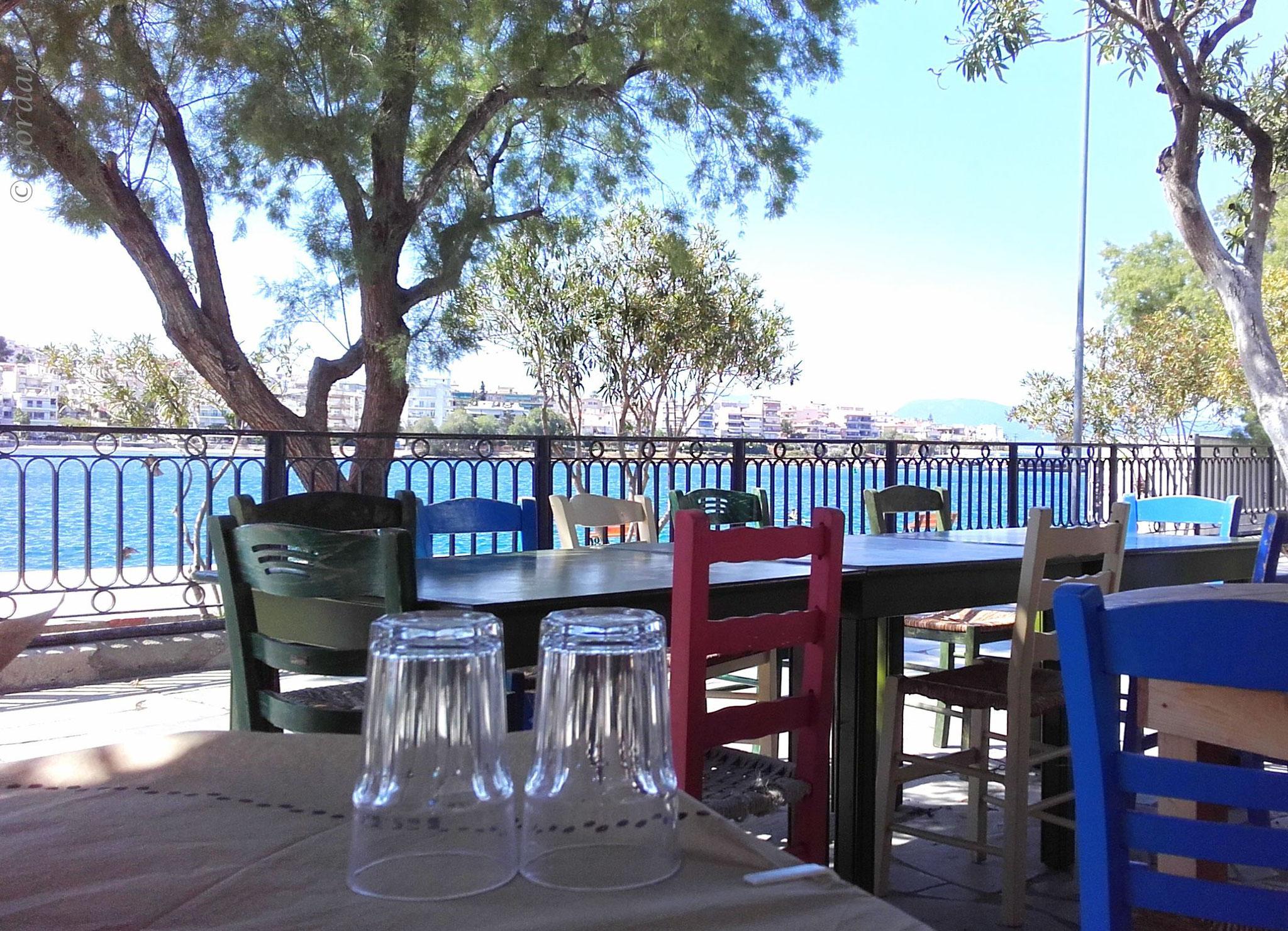 Taverne Strandpromenade Chalkida