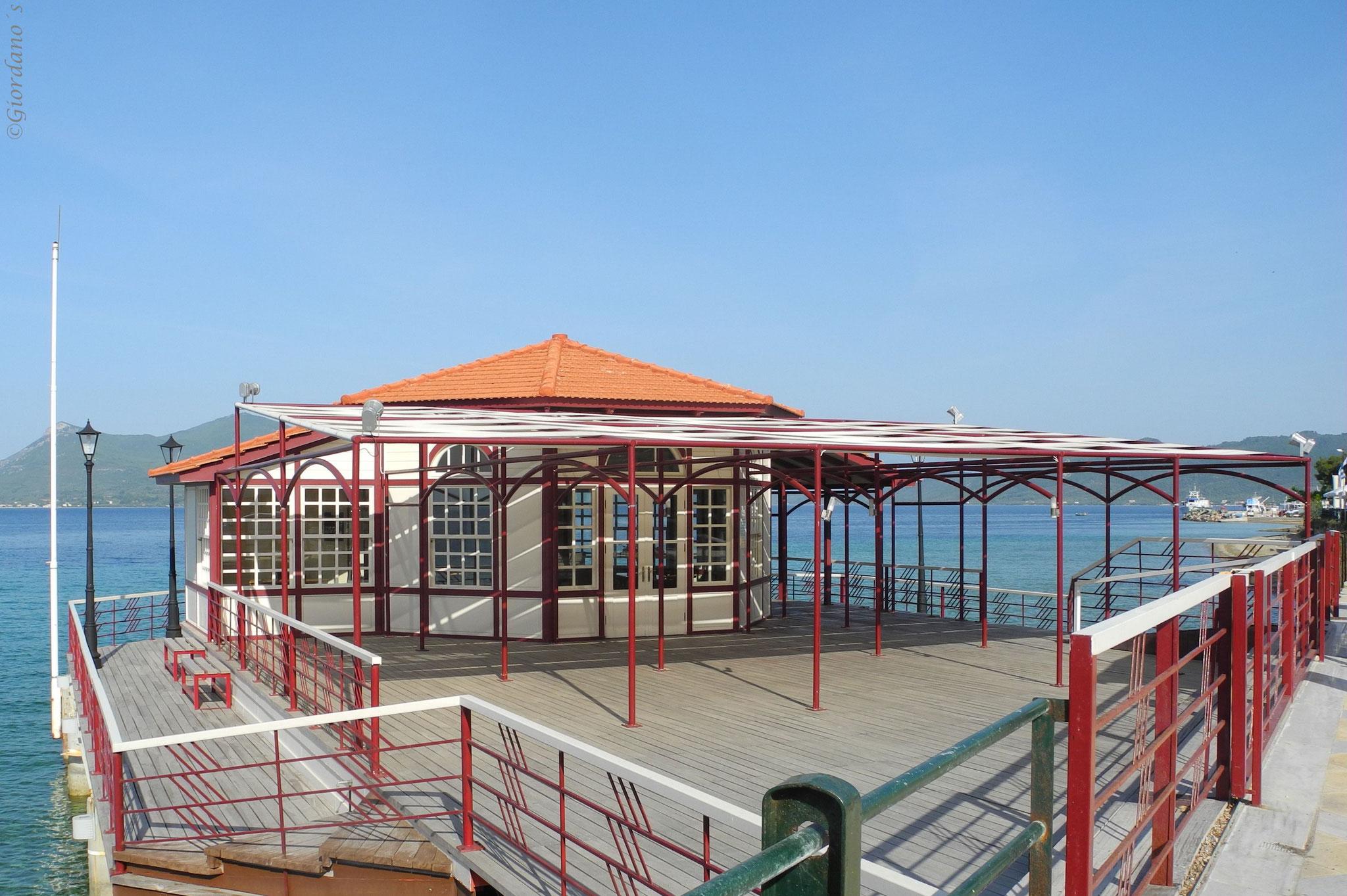 Το Κυμα - In neuer Pracht nach der Renovierung