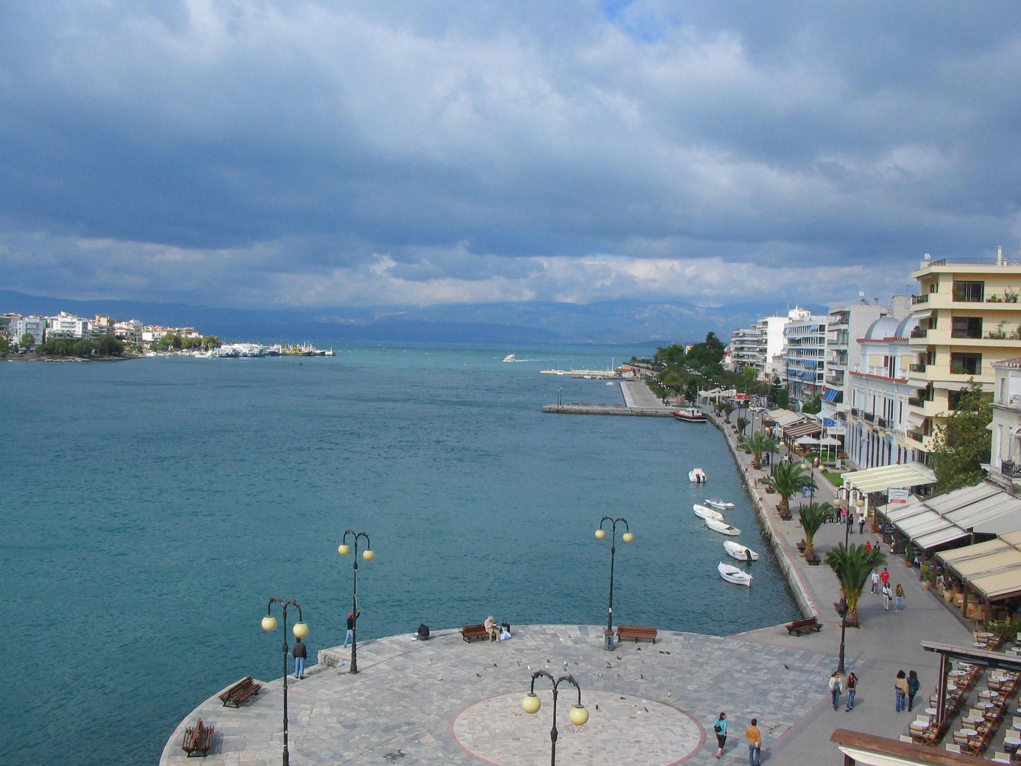 Strandpromenade Chalkida