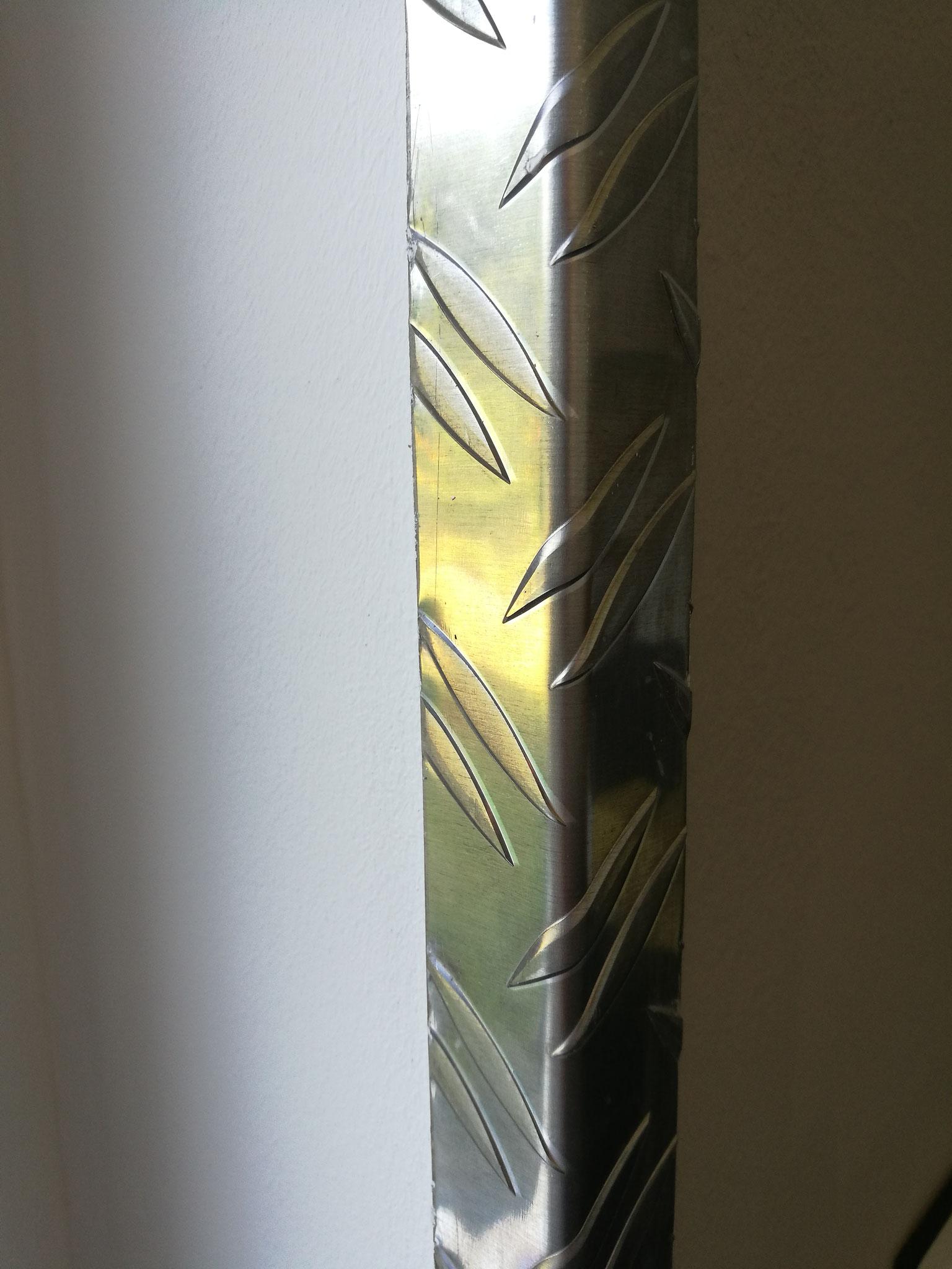 Eckenschutz aus Metall