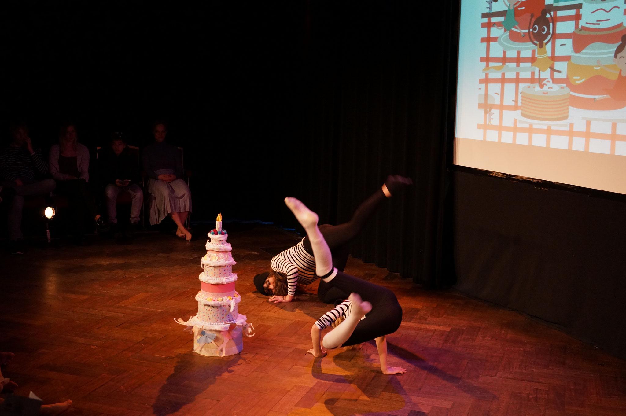 Streetdance - boeven