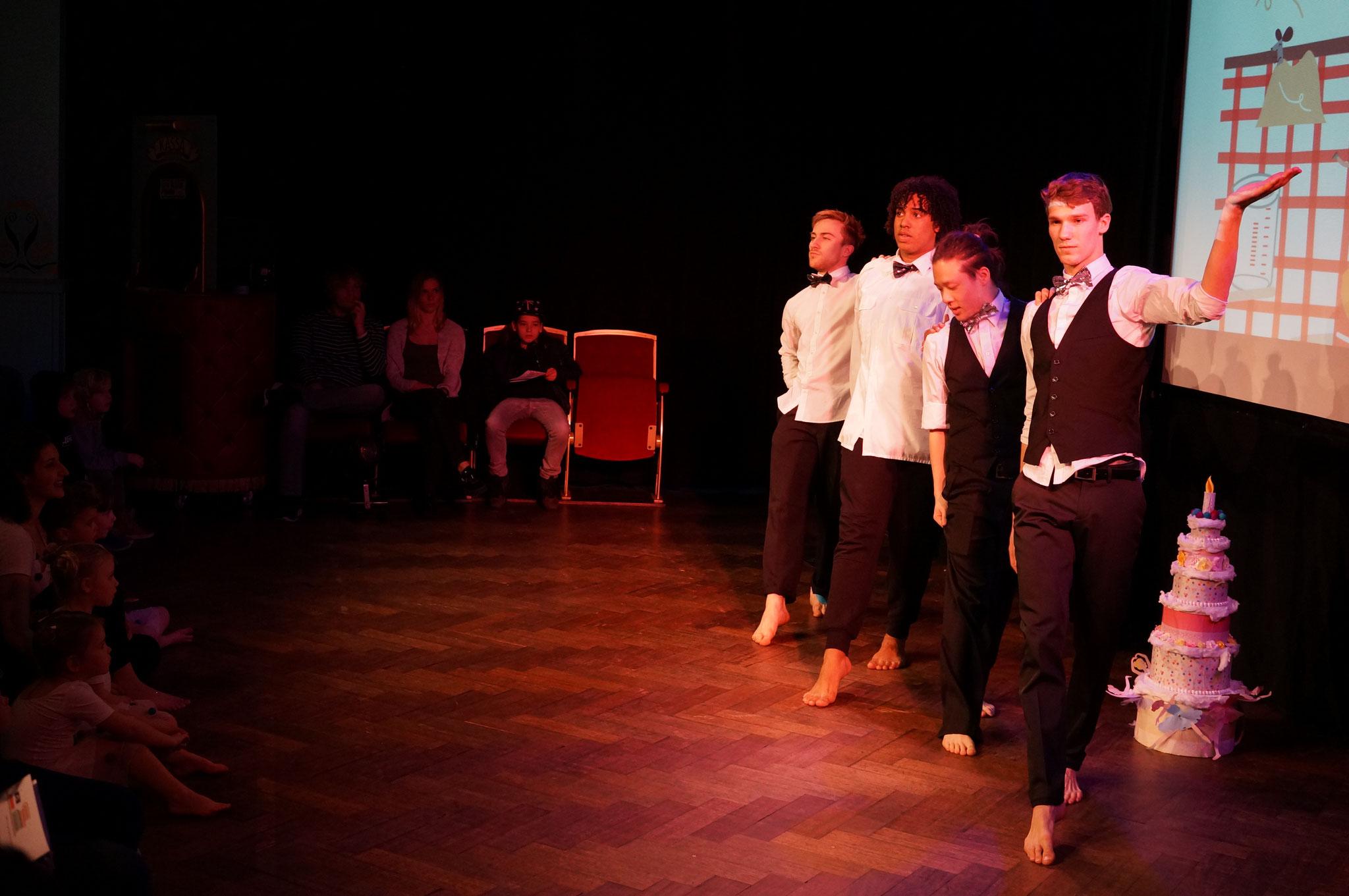 Ballet - obers