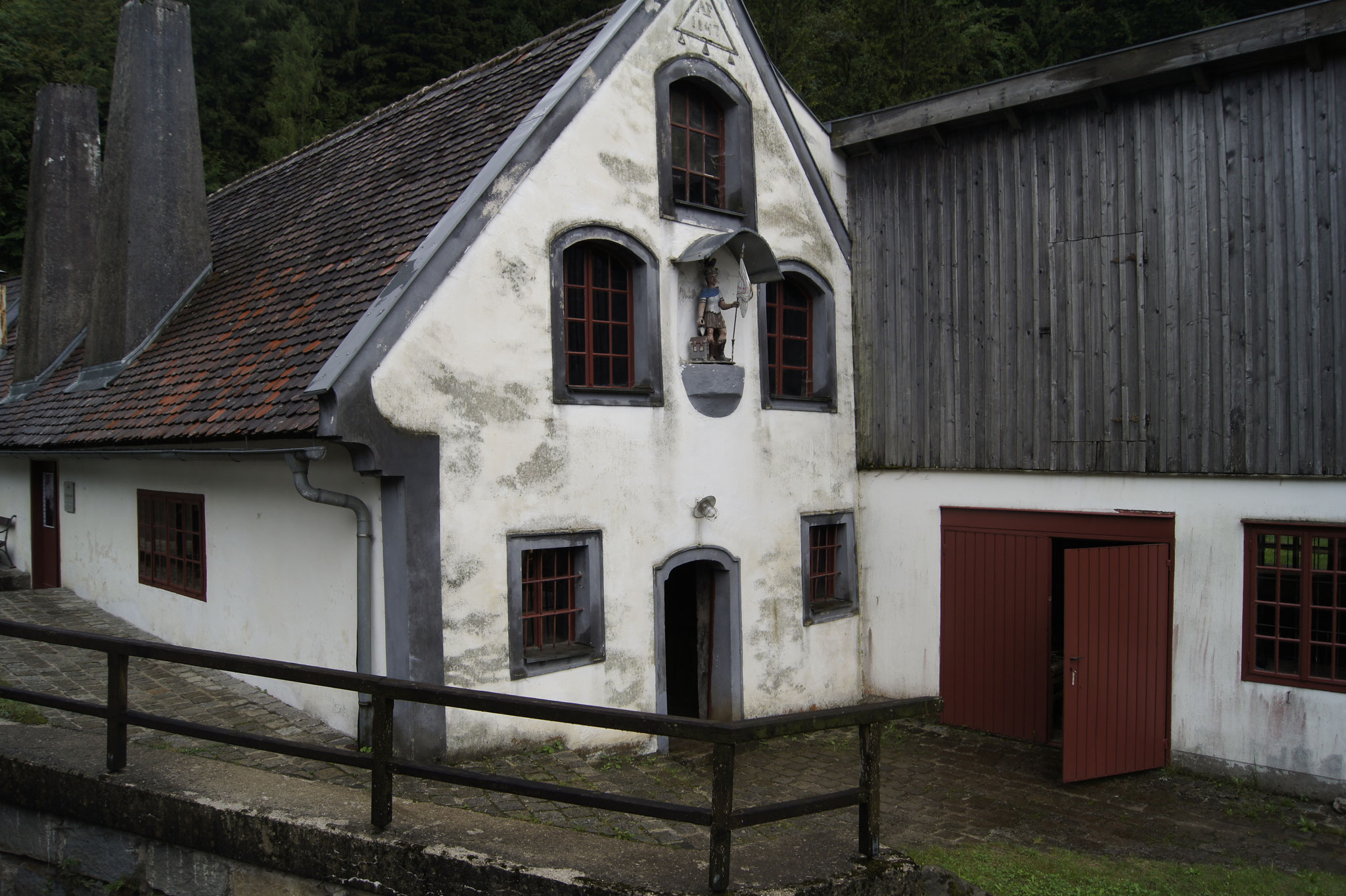 Schauschmiede in Ybbsitz