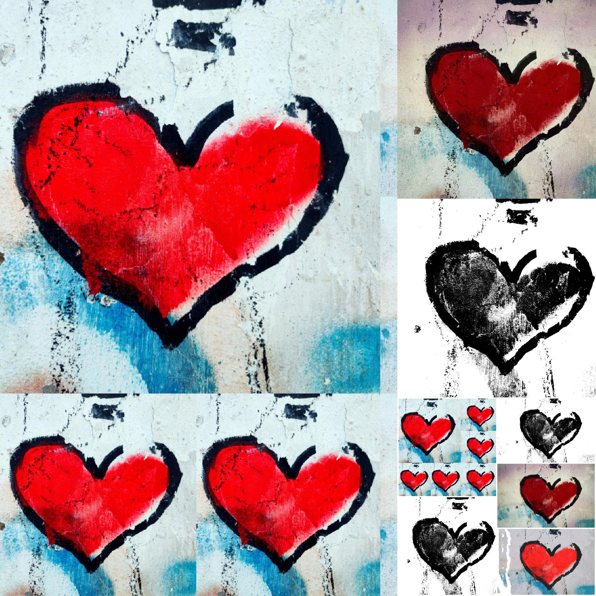 Herzen der Liebe