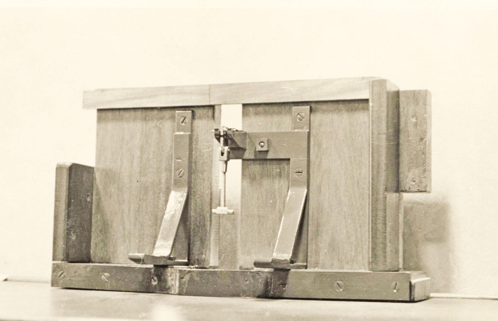 Tragstuhl - Pendel geteilt b