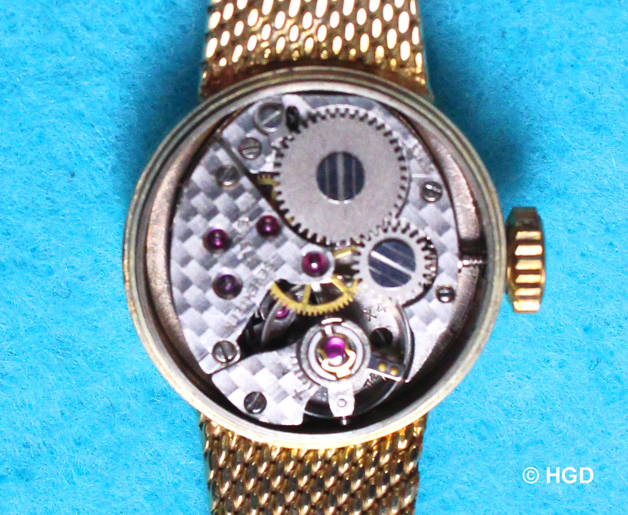 A. Lange Pforzheim (ALP) 1952- - Uhrenhersteller und ...