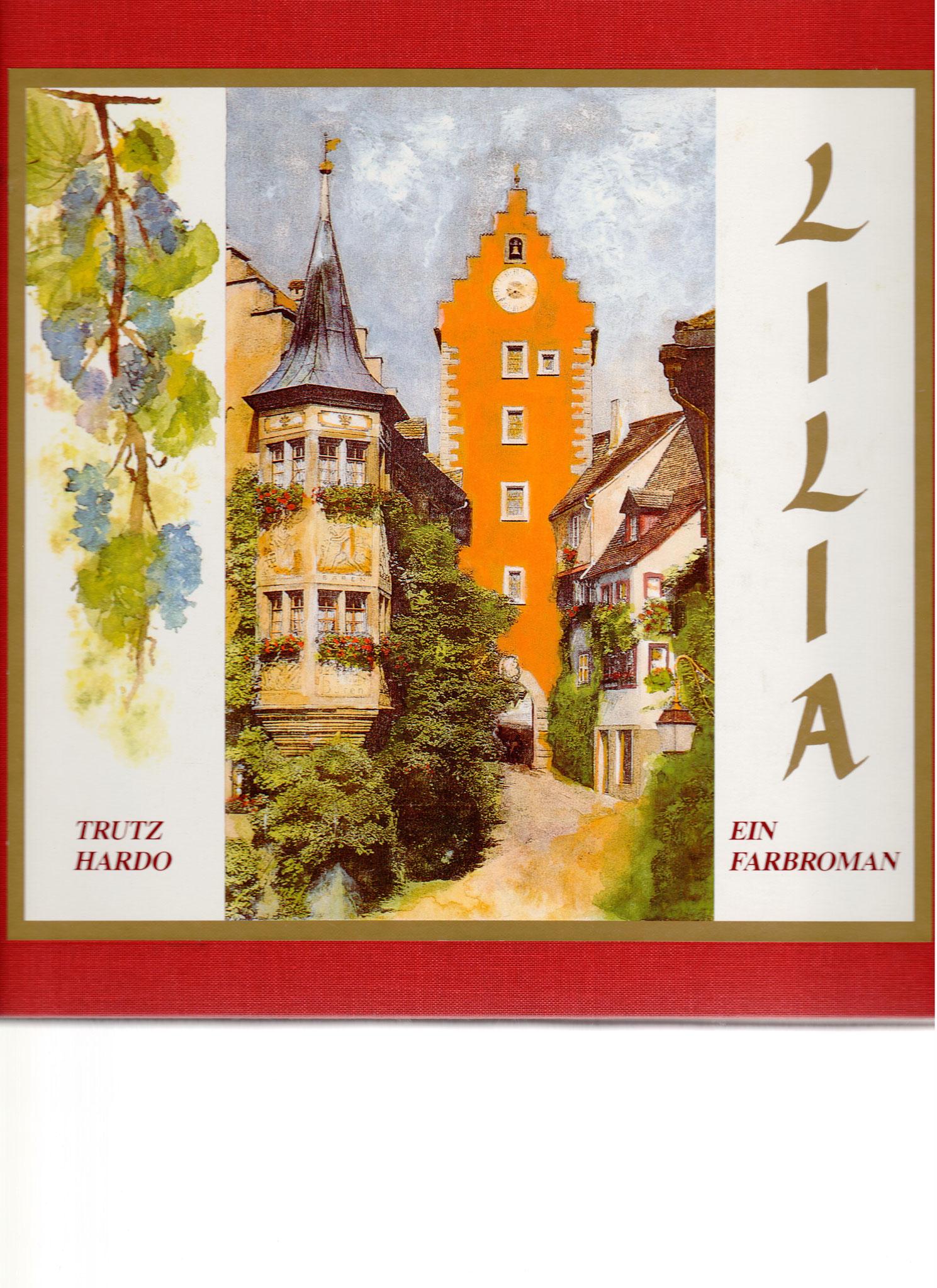 Lilia - Farbroman - Band 2