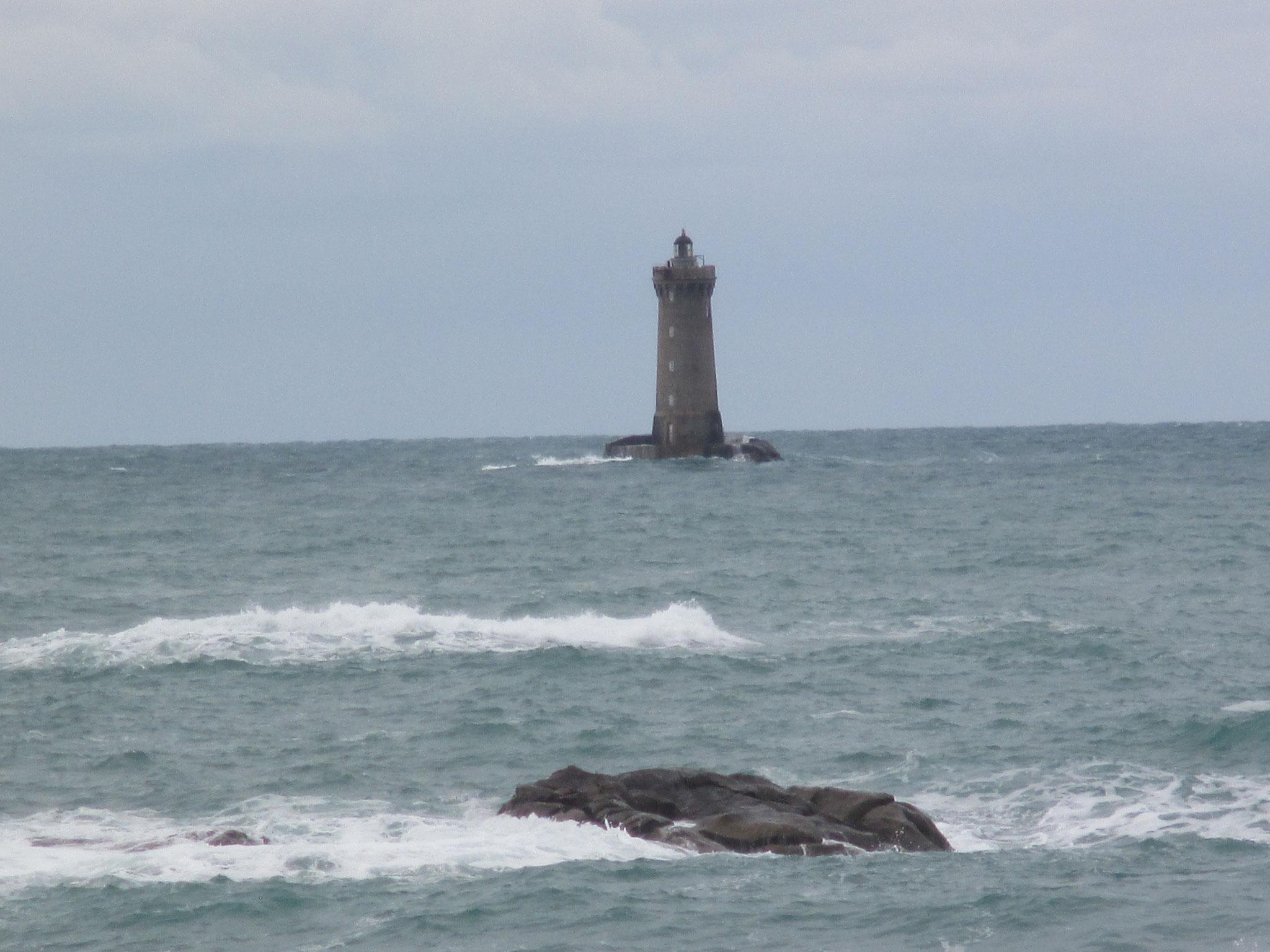 le phare du Four veille