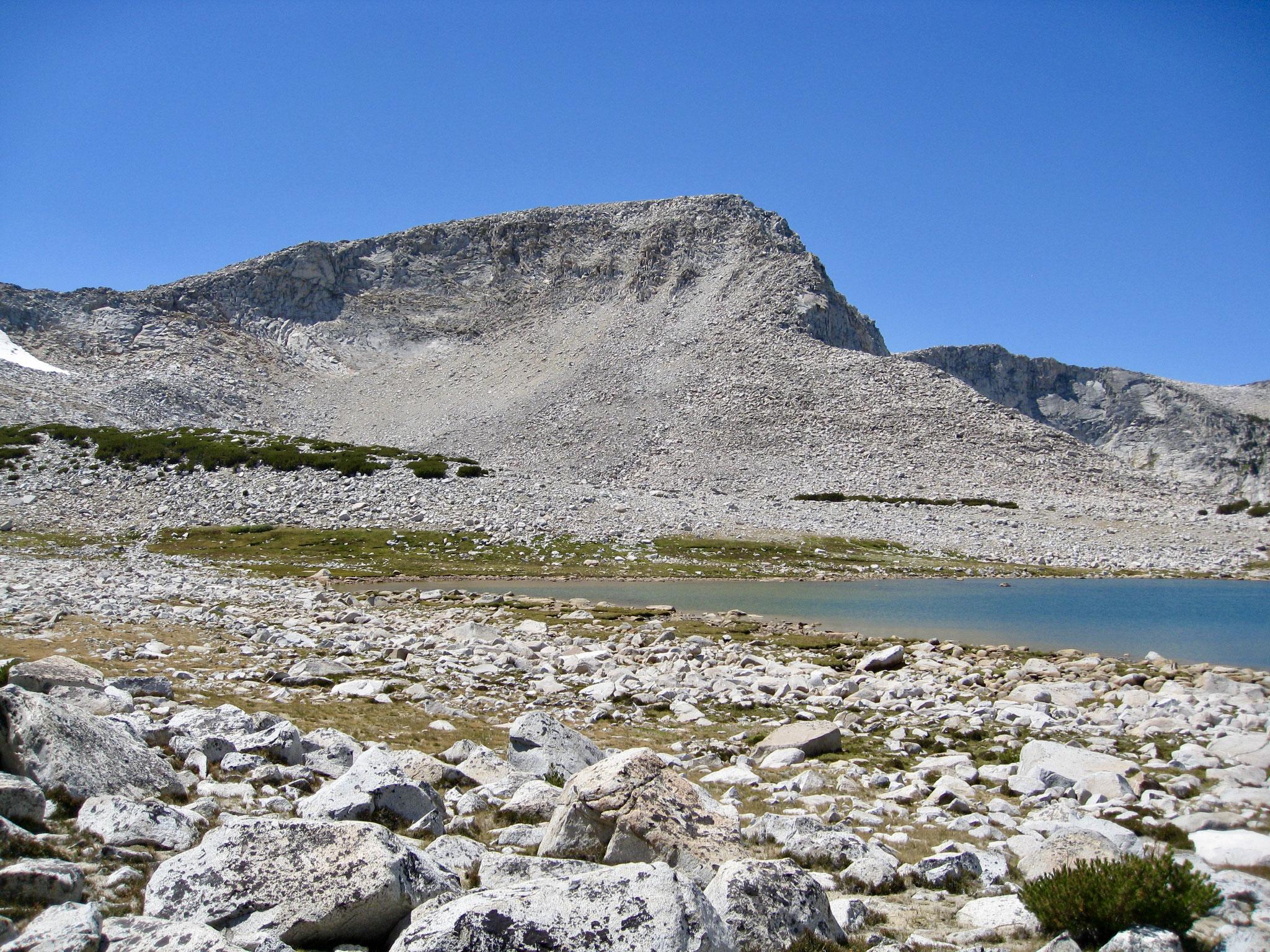 Bingaman Lake Yosemite National Park