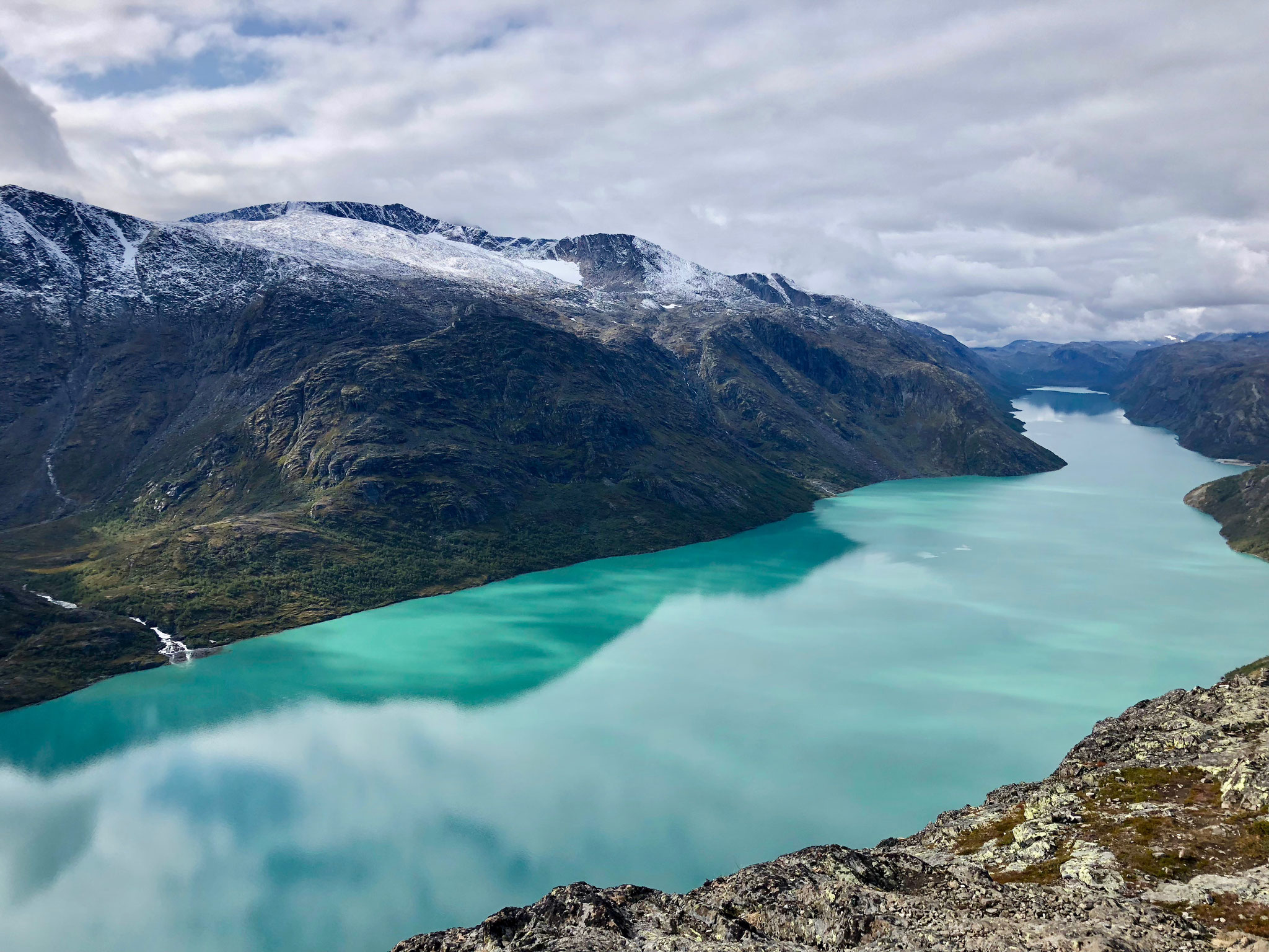 Lake Gjende, was für eine Schönheit