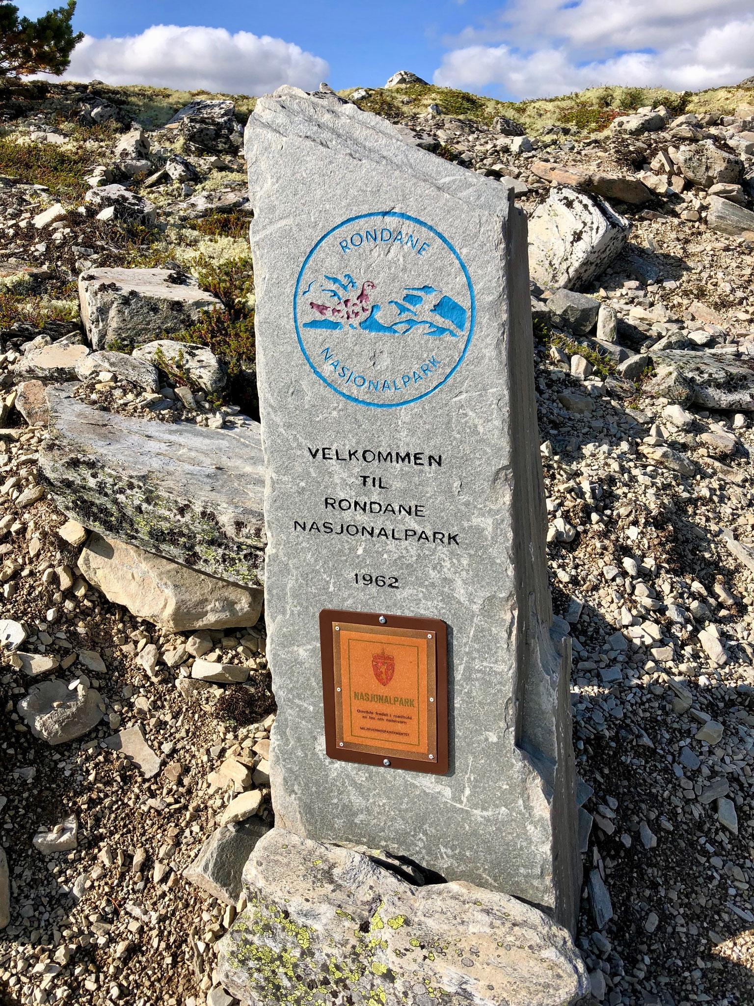 Ein Traum wird war, endlich im Rondane National Park!