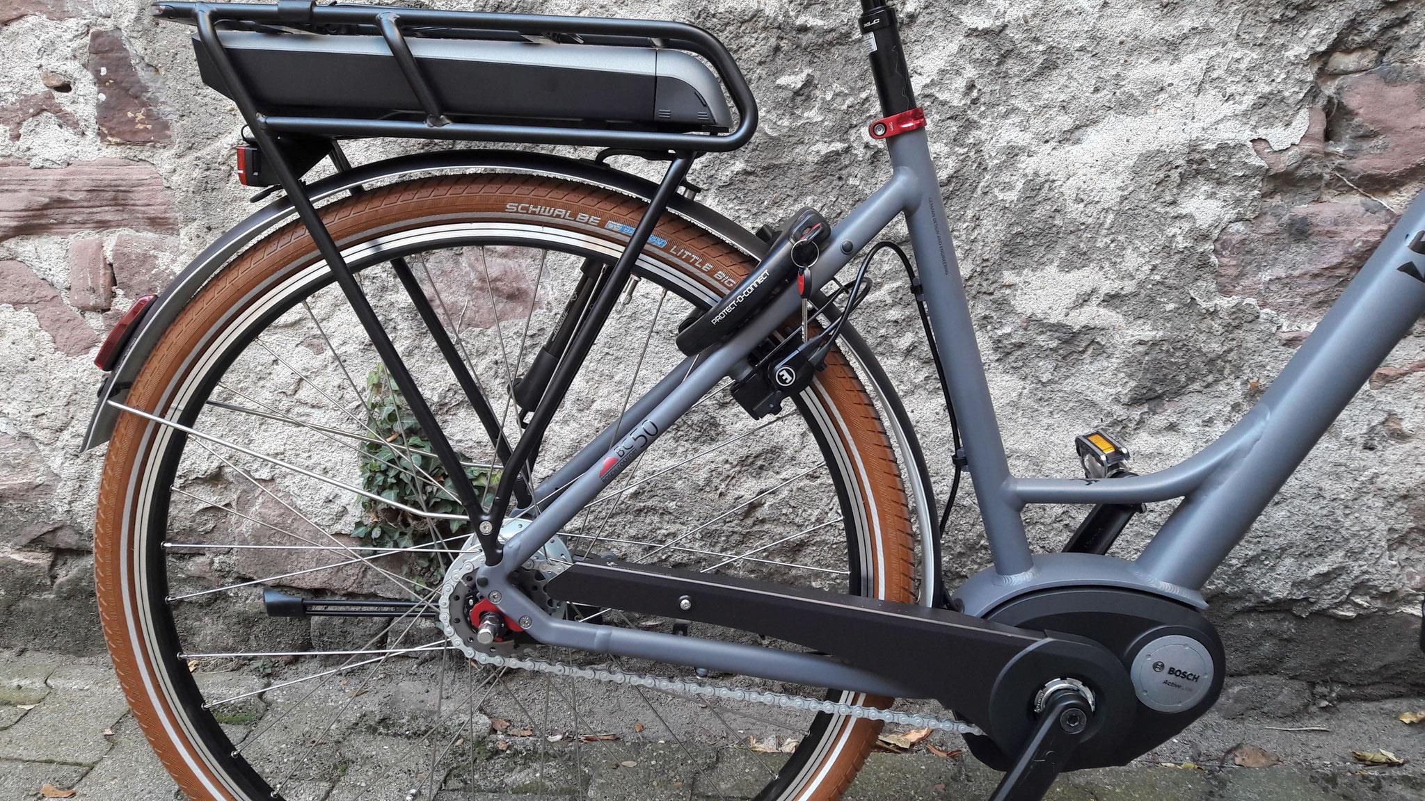 E-Bike Verleih Karlsruhe