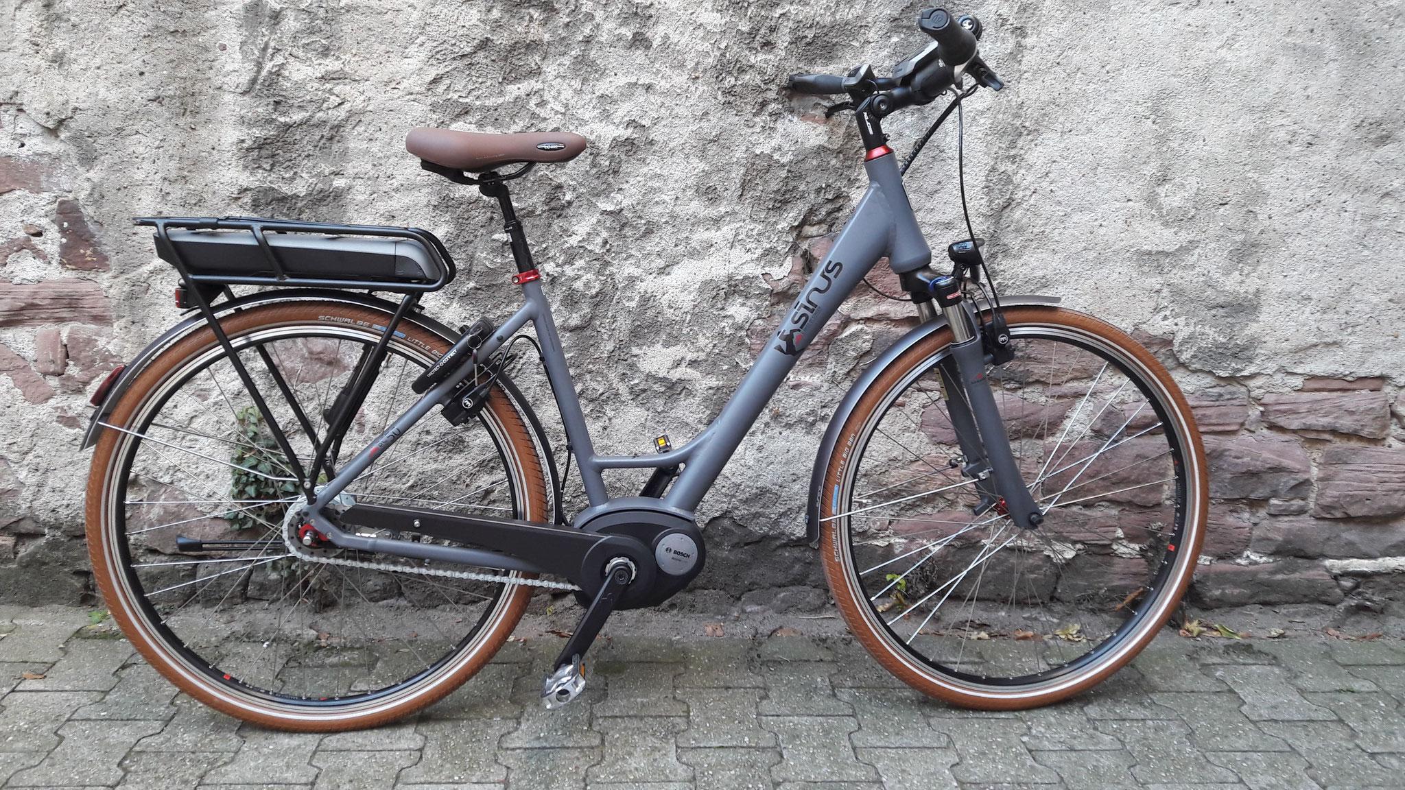 E-Bike Vermietung Karlsruhe