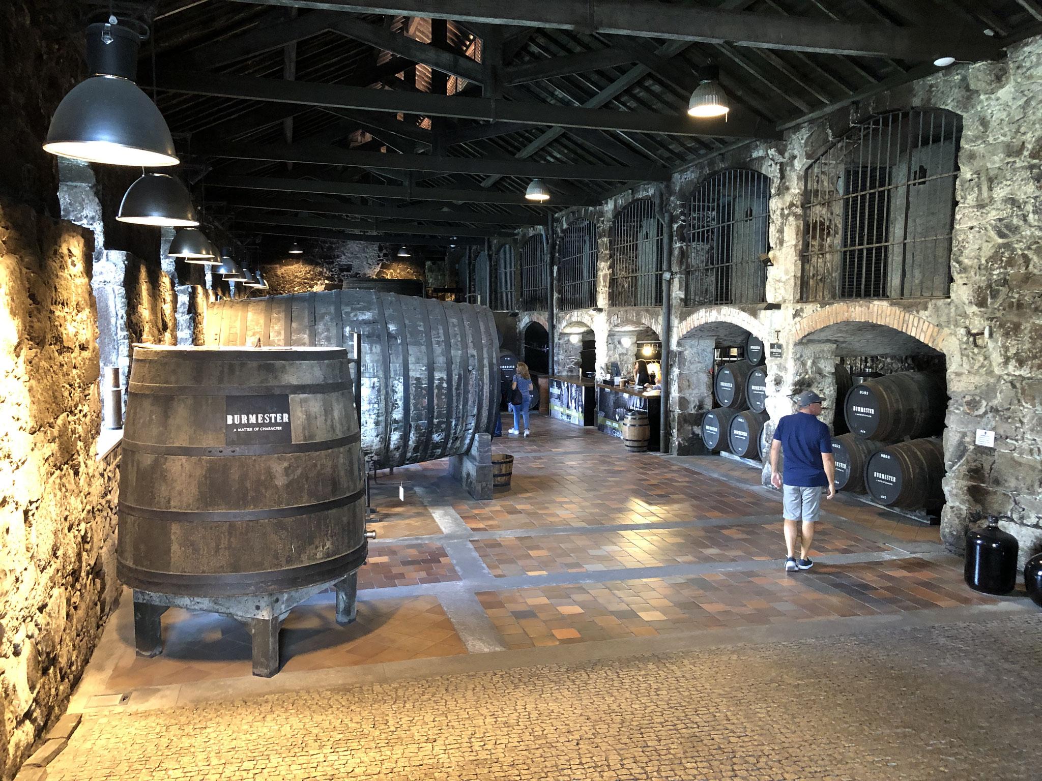Einer der vielen Portweinhersteller...