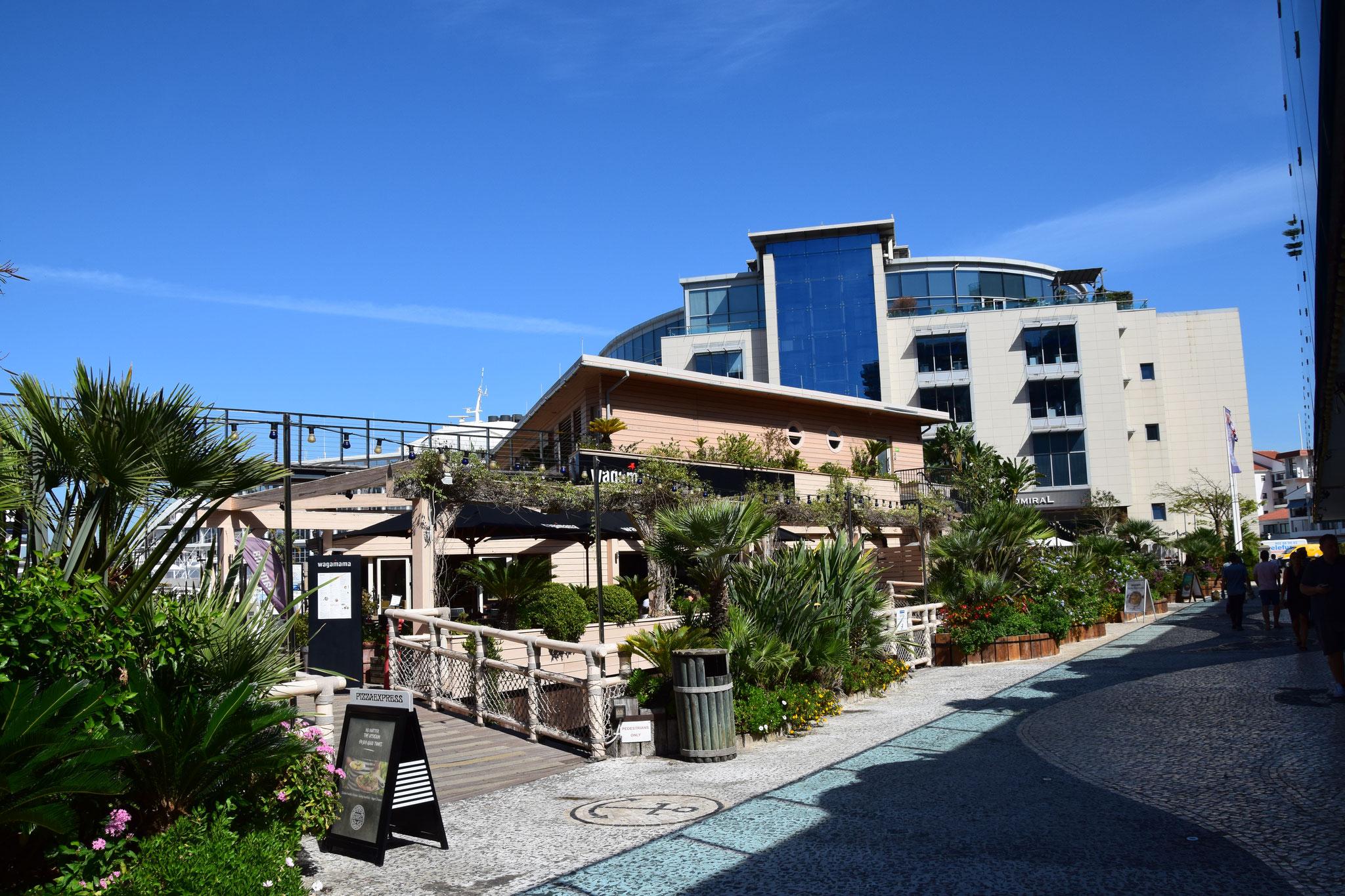 """""""Ocean Village"""" - Hafen-, Wohn-, Geschäfts- und Freizeitanlage"""