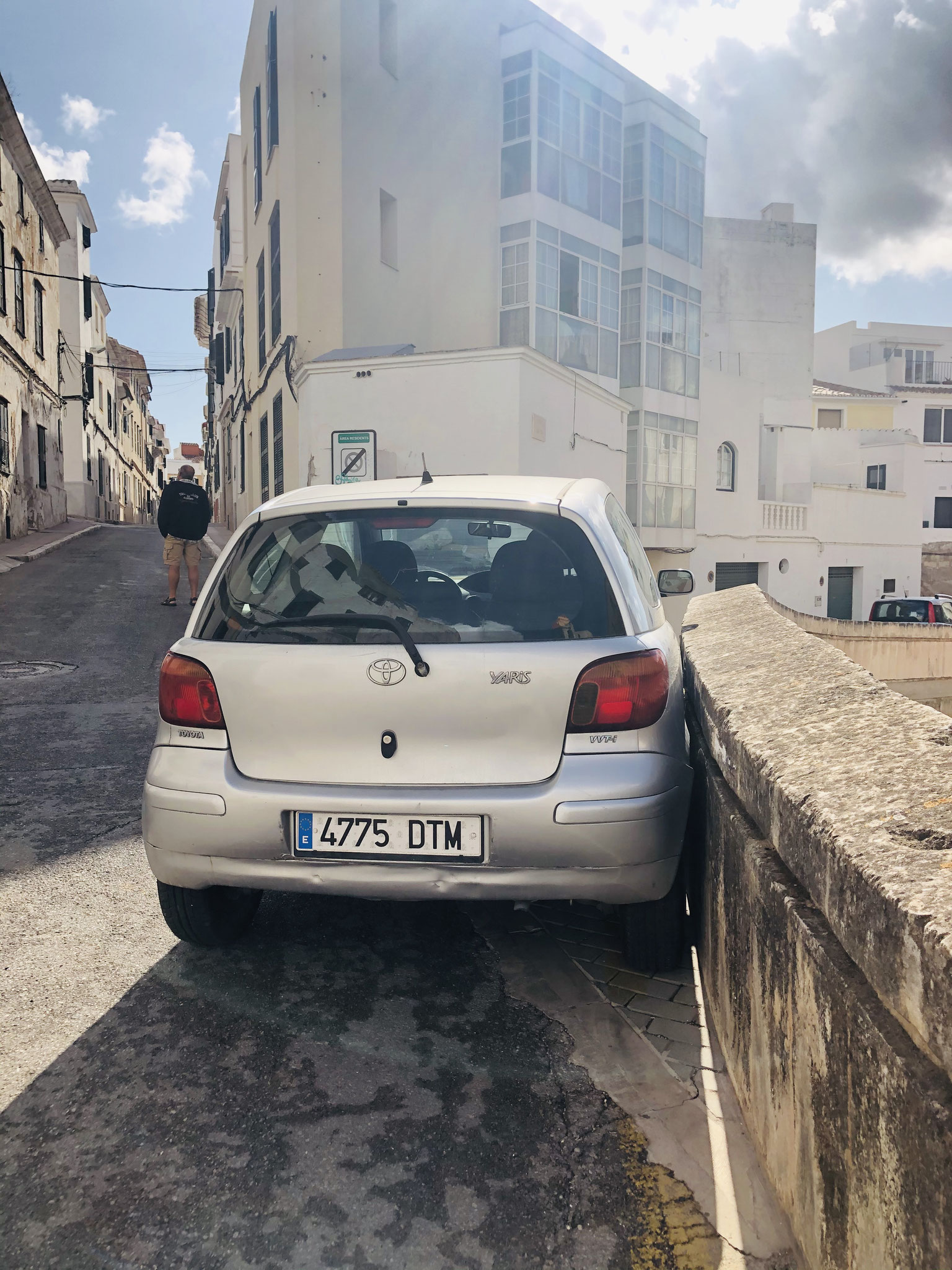 Gut geparkt...