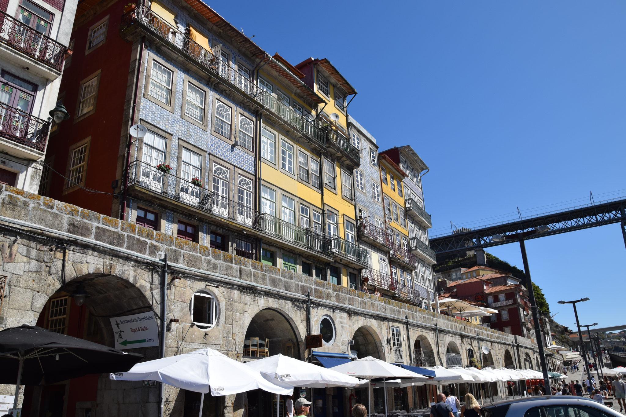 Das alte Hafenviertel