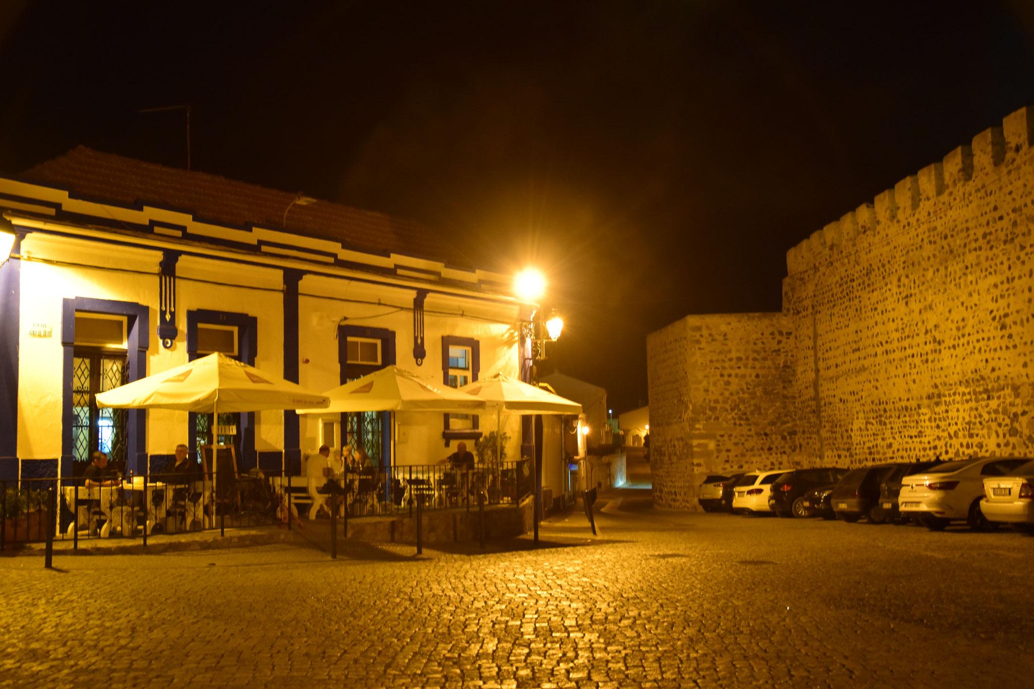 Restaurante O Castelo, hier haben wir lecker zu Abend gegessen
