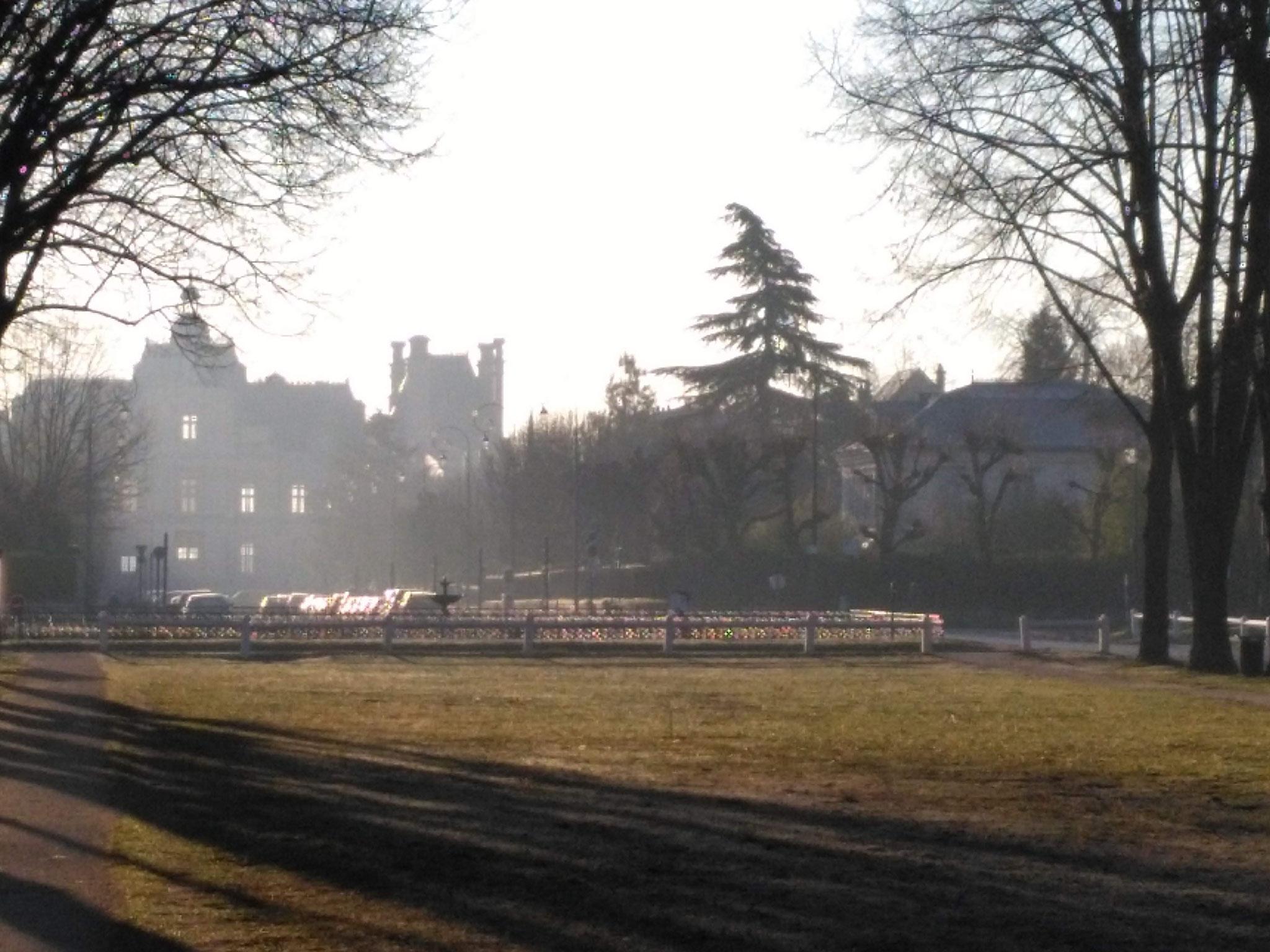 chateau de maisons-laffitte