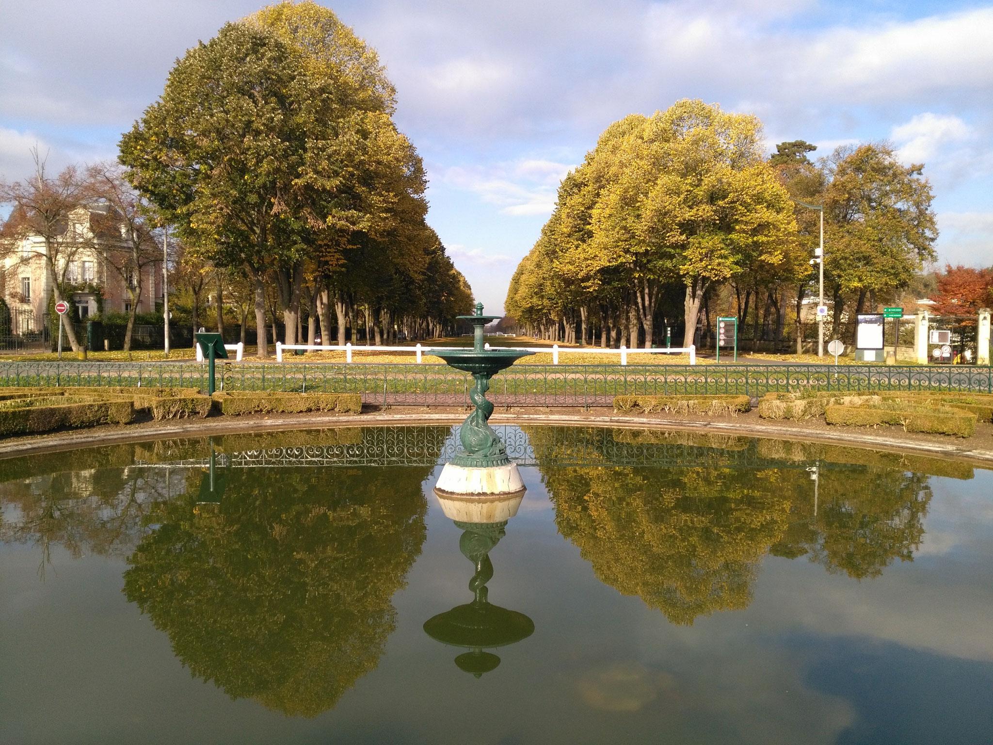 The castel park
