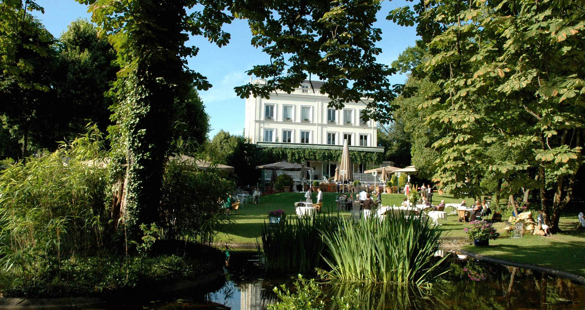 """Restaurant """"La Vieille Fontaine"""""""