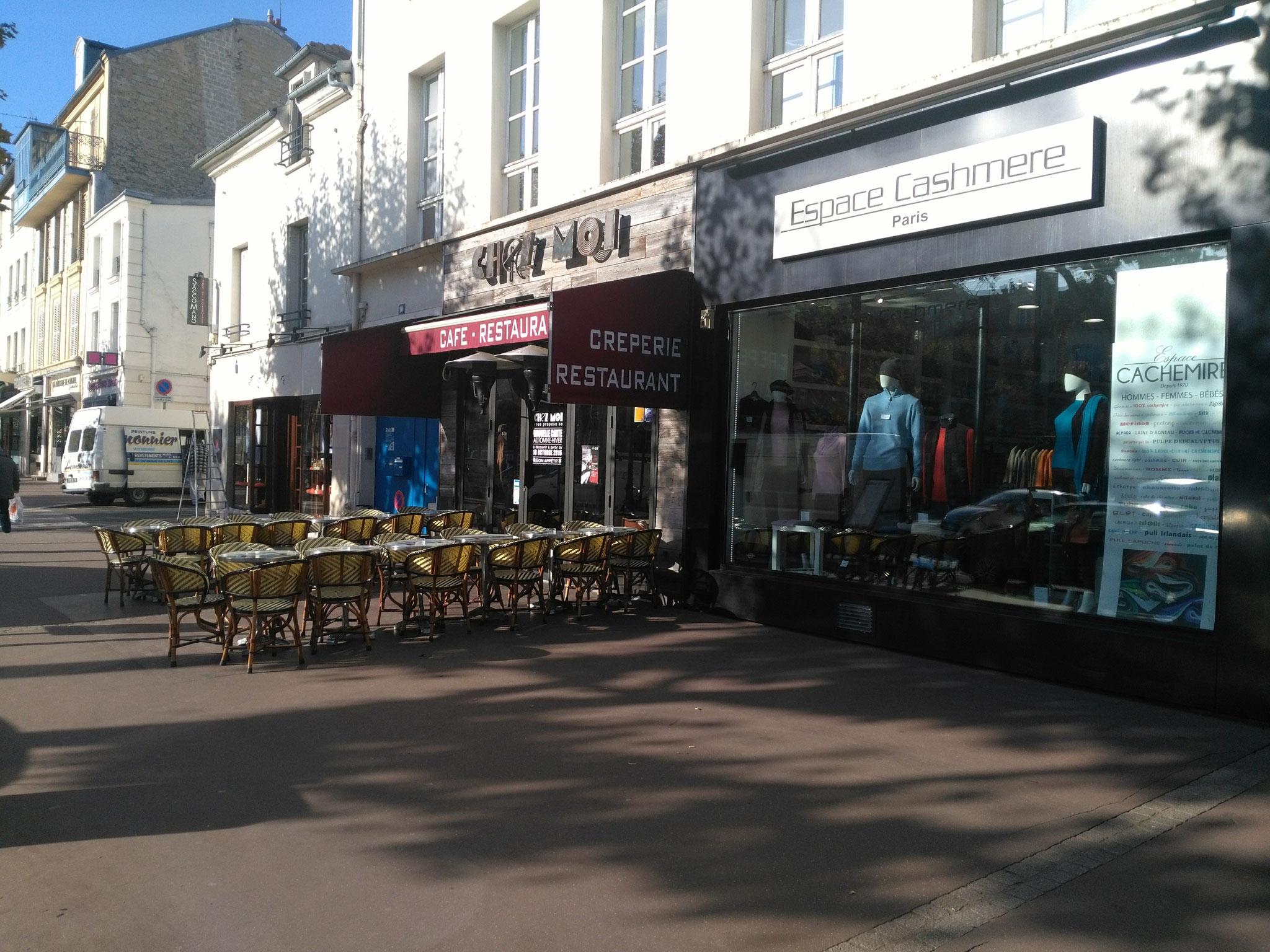 Avenue de Longueil