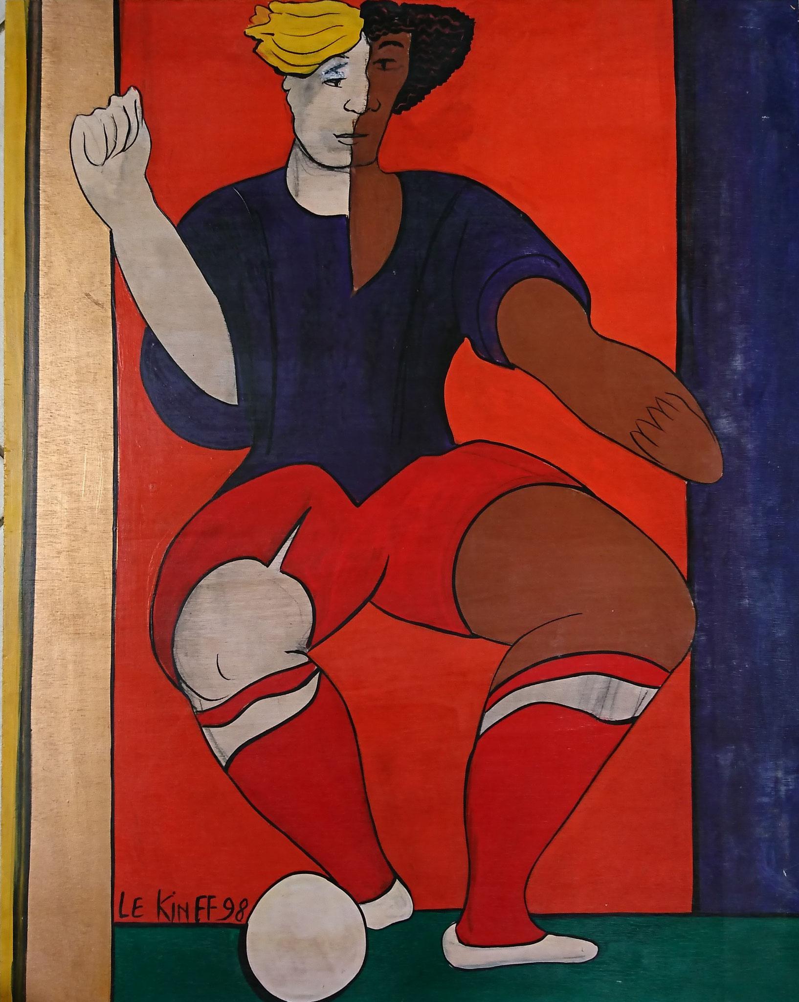 Feinte. 30F. wood. 1998