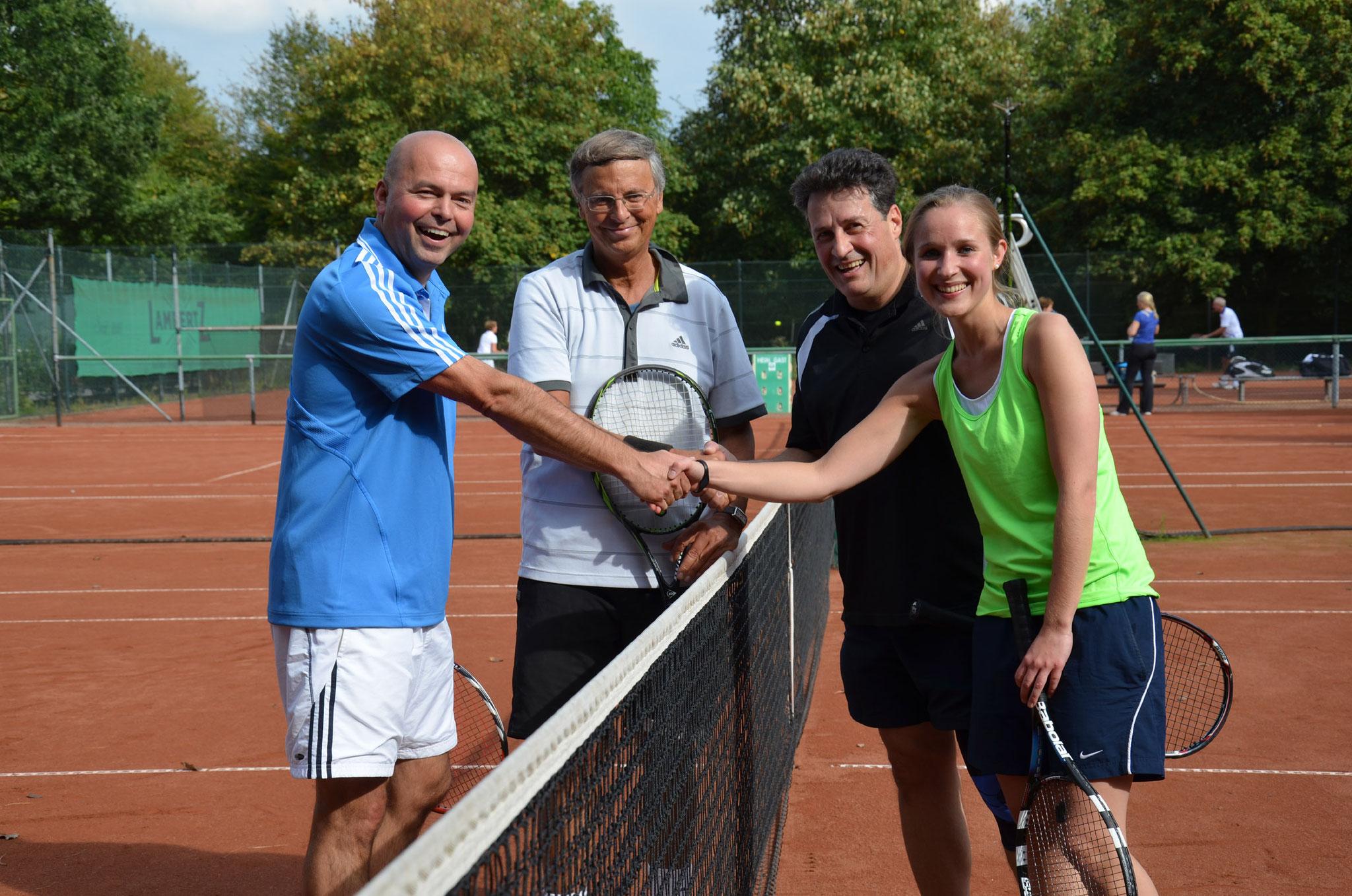 MIT-Tennisturnier mit Wolfgang Bosbach 2013