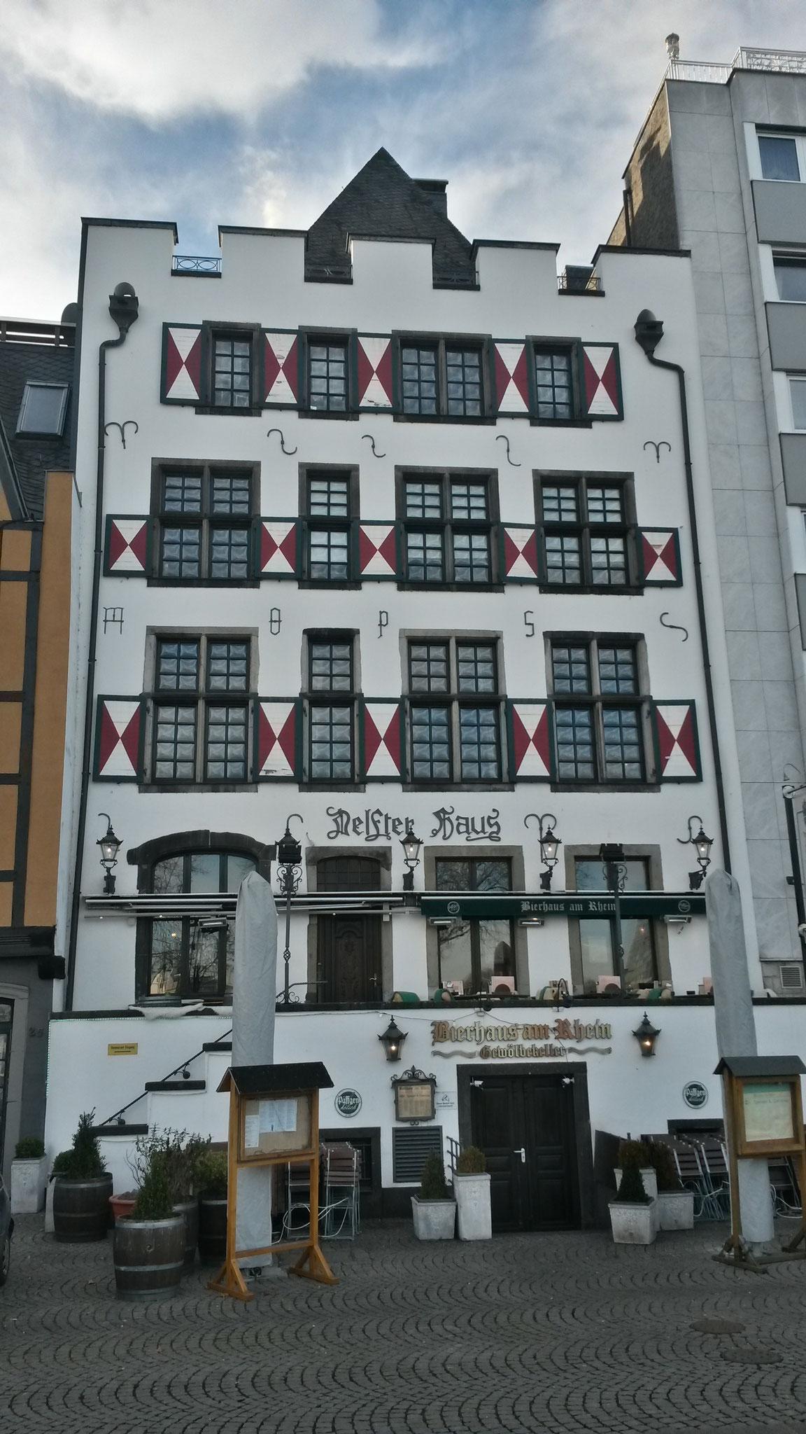Delfter Haus eine tolle Adresse