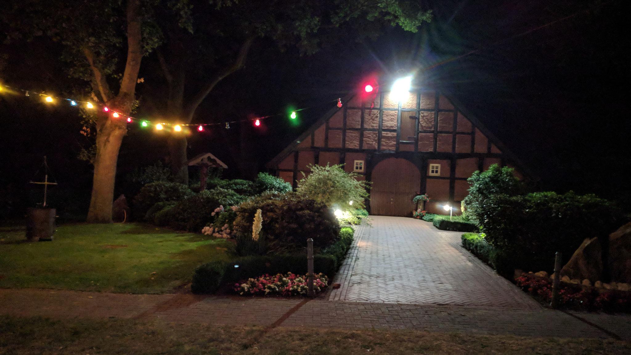 Idyllisches Heimathaus