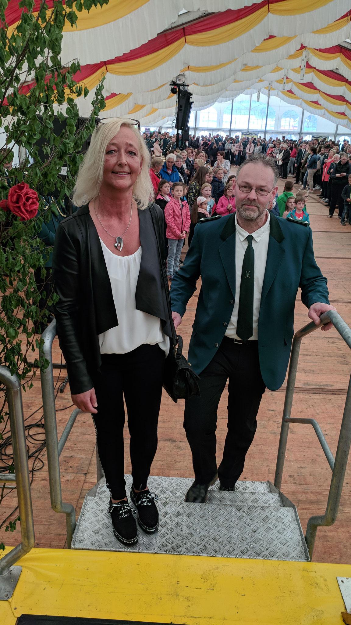 Anita und Helmut Ottens